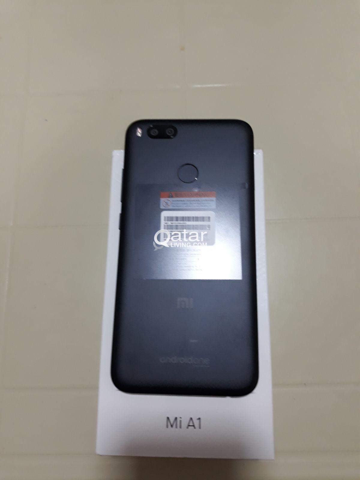 Xiaomi Mi A1 64 GB for slae | Qatar Living