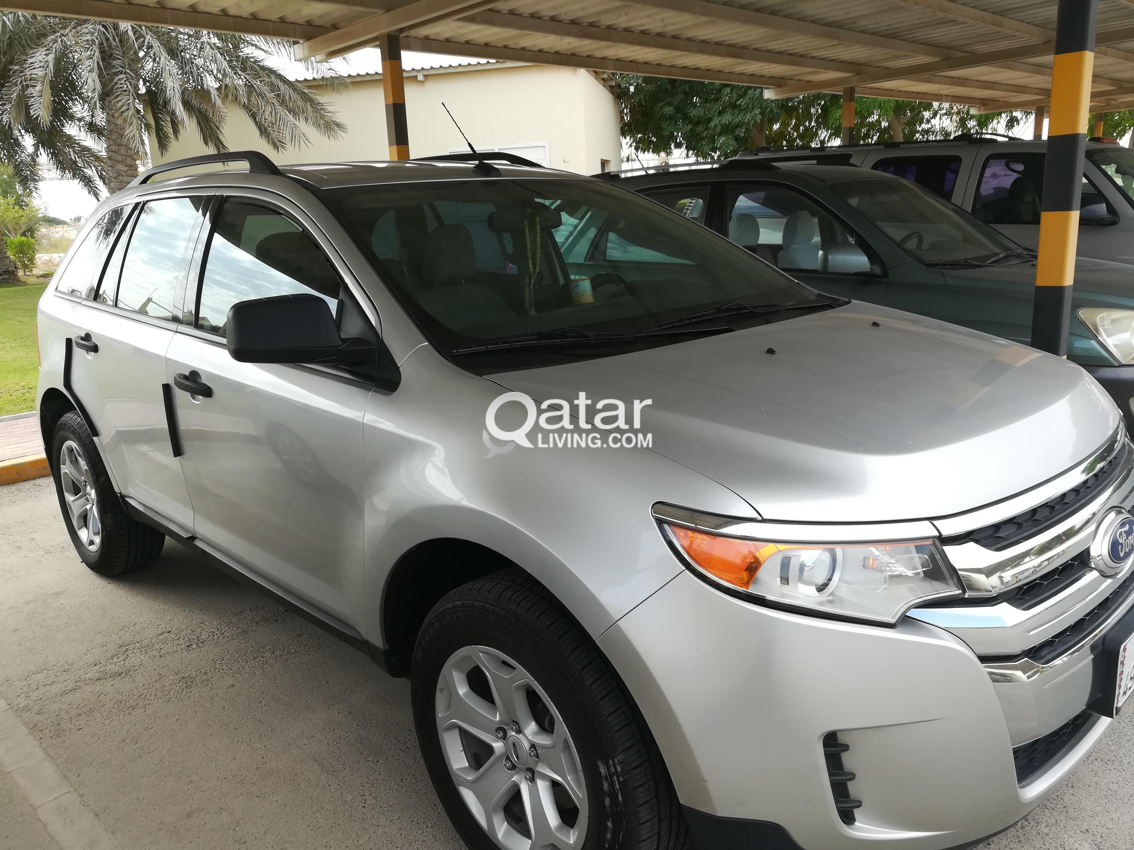 Ford edge 2012 model for sale qatar living
