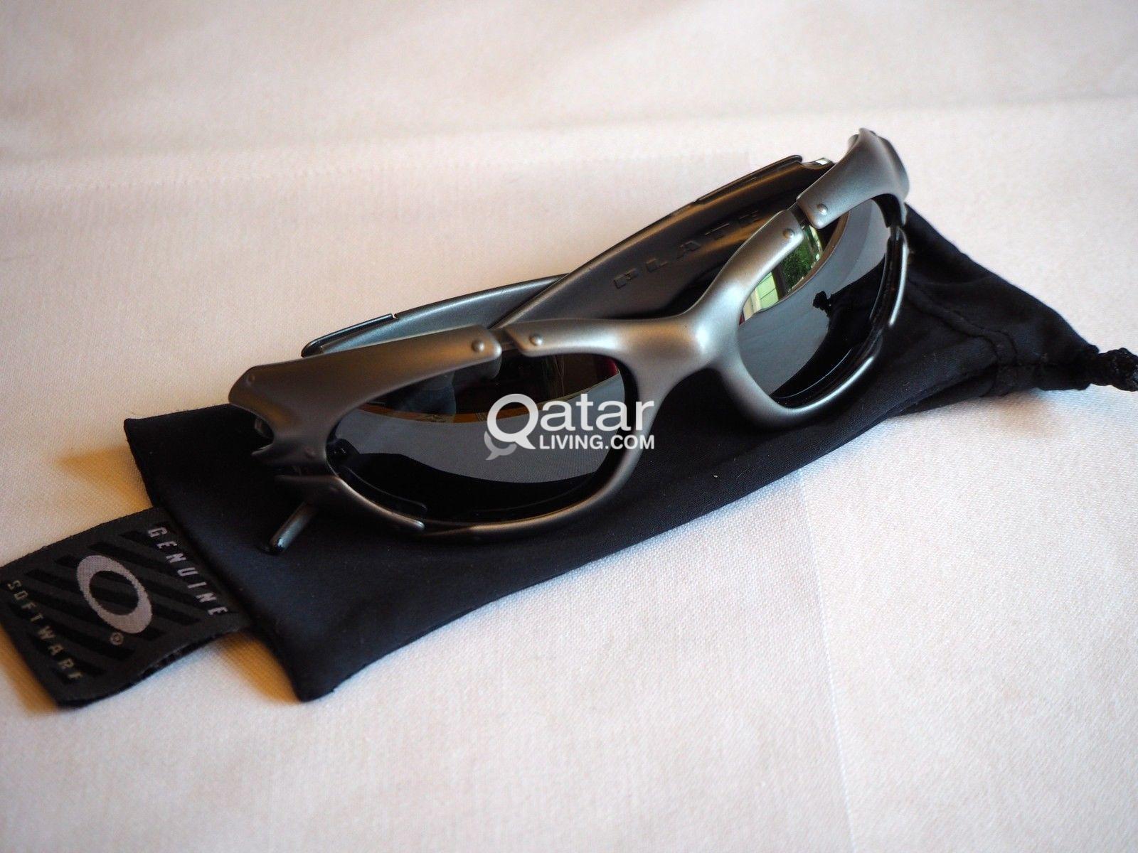 198f1fbac ... Original Oakley Plate No Romeo Juliet Mars Penny Medus Display Sunglass  ...