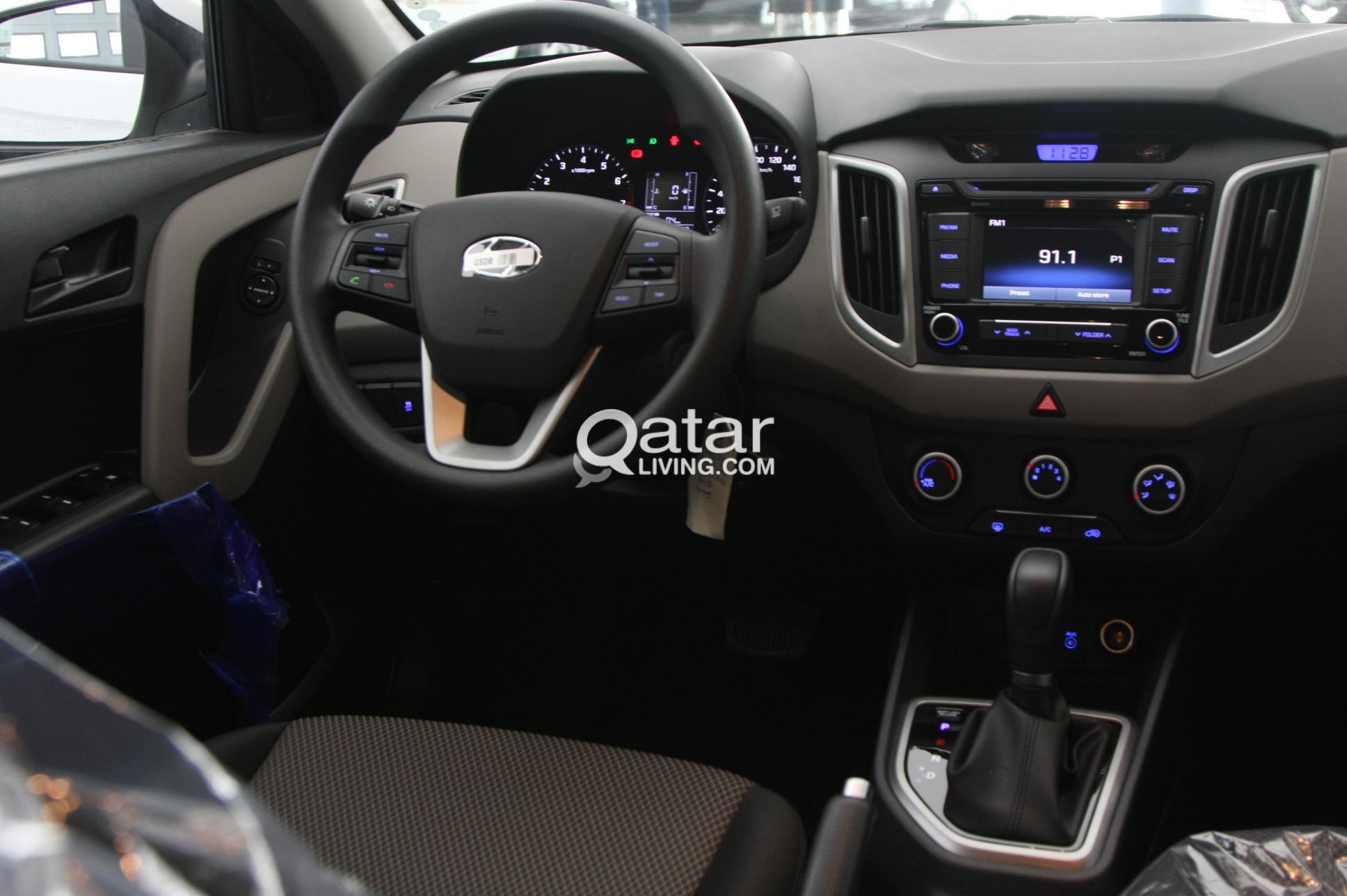 Creta 2017 White >> Hyundai Creta 2018 | Qatar Living