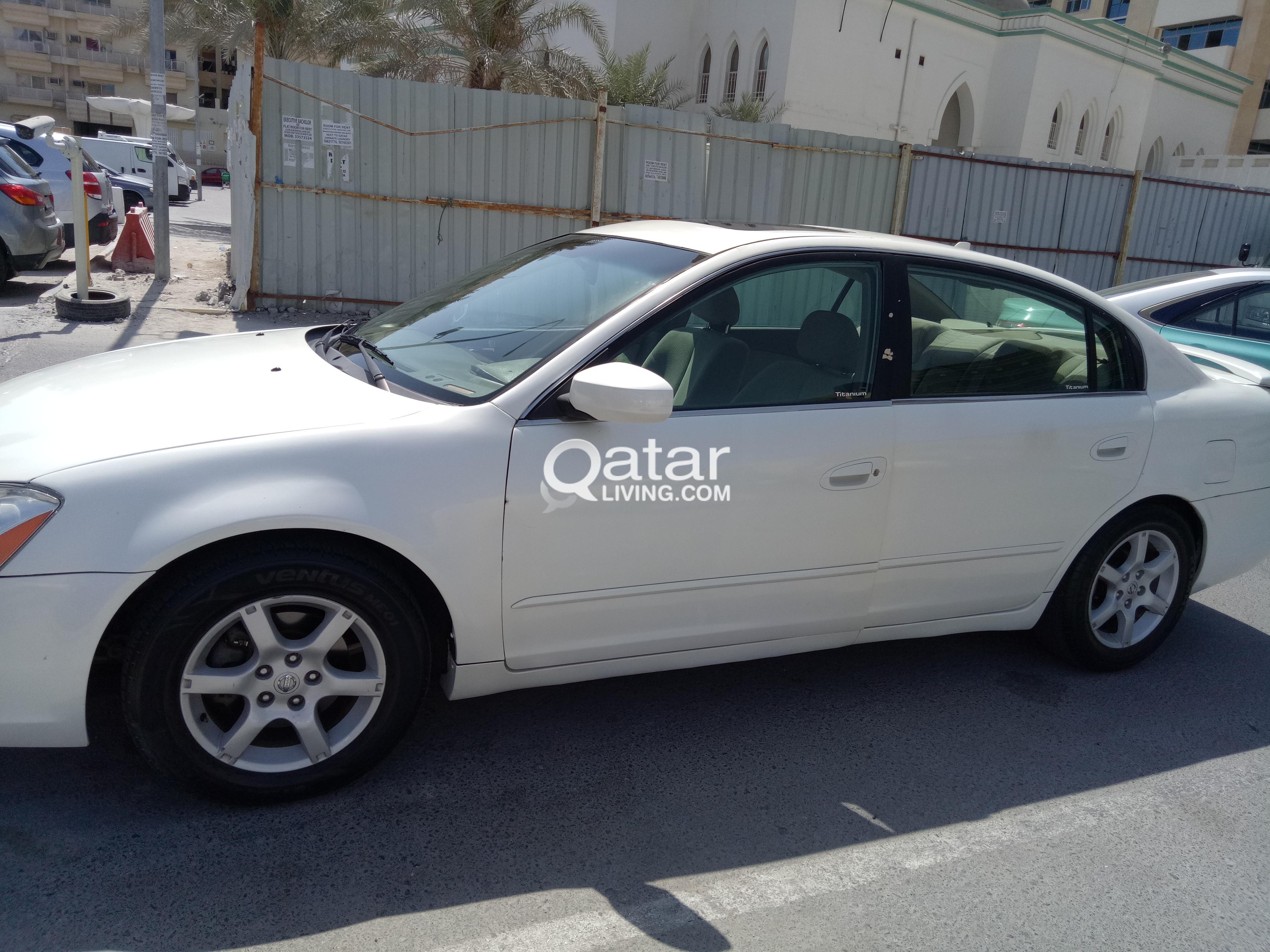 Nissan Altima 2005 V6 For Sale