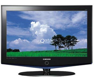 Samsung LCD TV with SONY Home Theater for sale