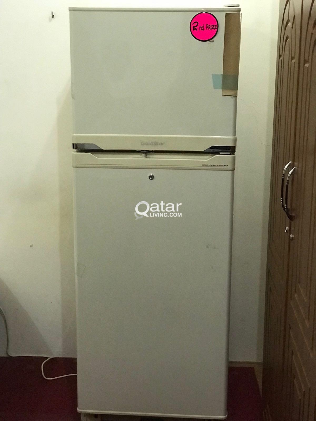 Gold Star Refrigerator | Qatar Living