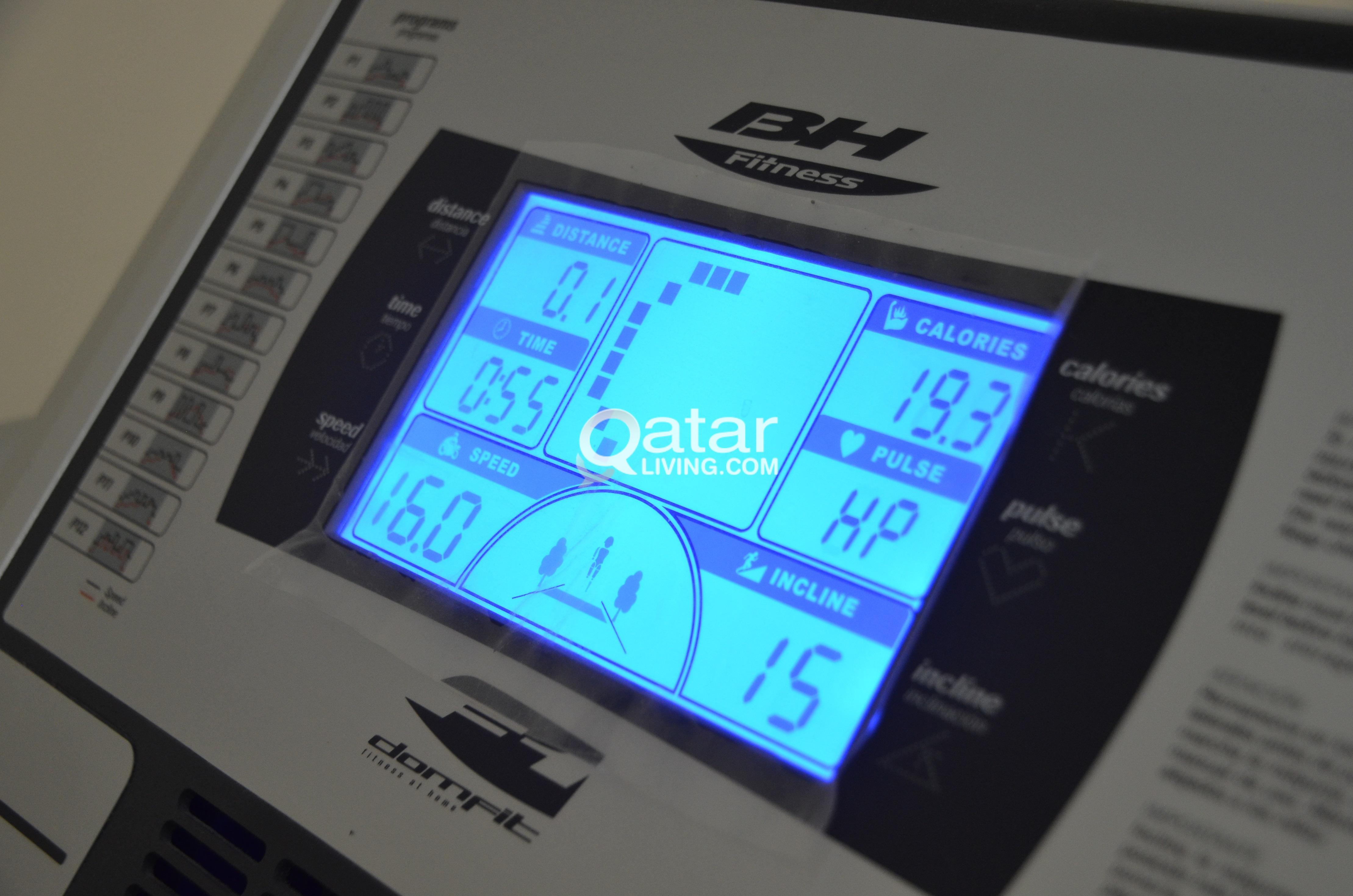 BH Fitness Treadmill for Sale   Qatar Living