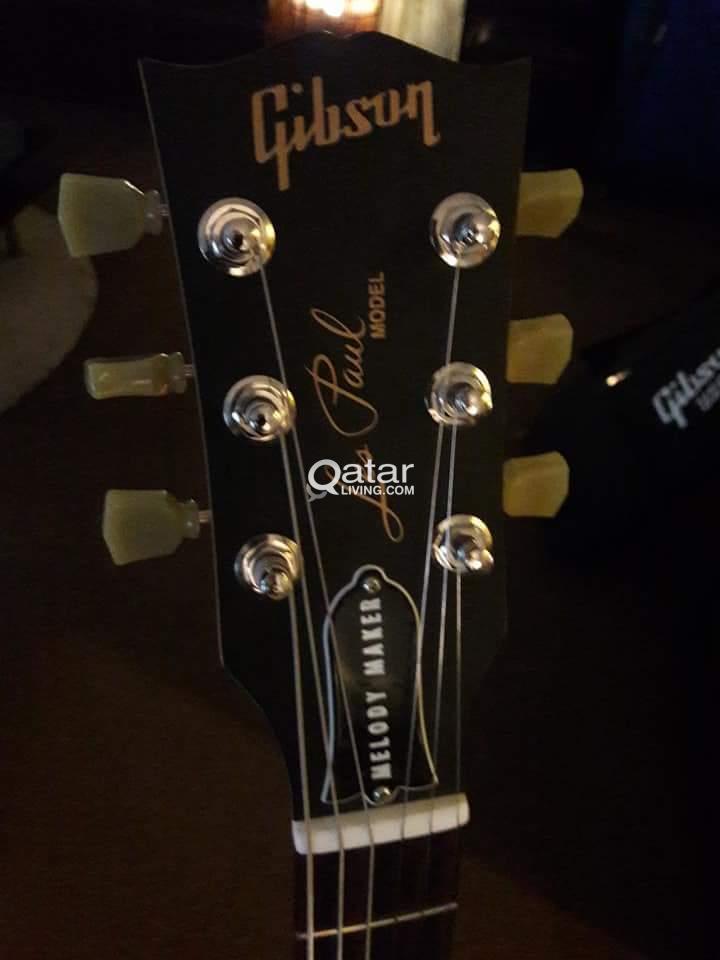 Gibson Melody Maker with Babicz Bridge | Qatar Living