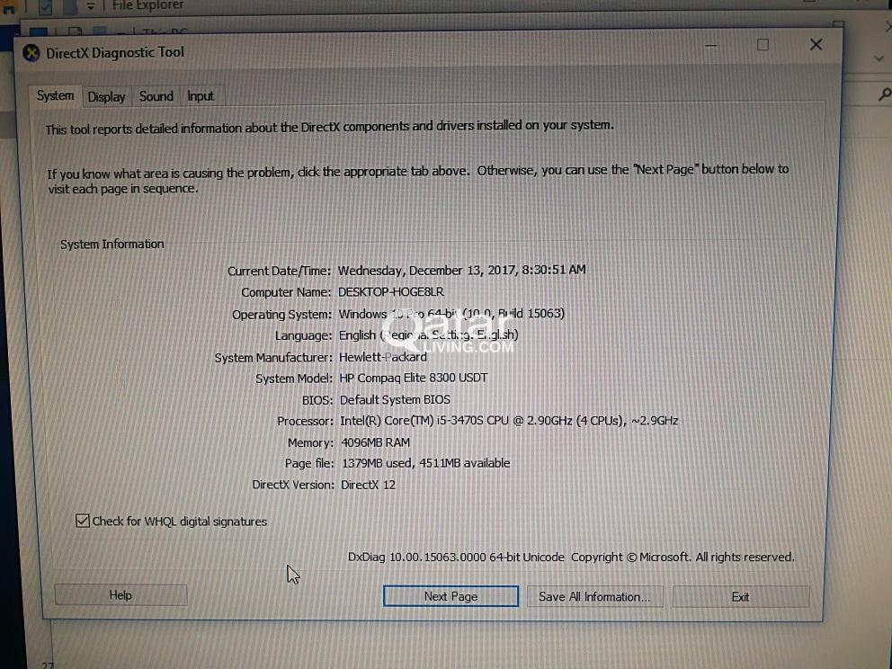 Title Information Hp Elite 8300 Ultra Slim Desktop Computer