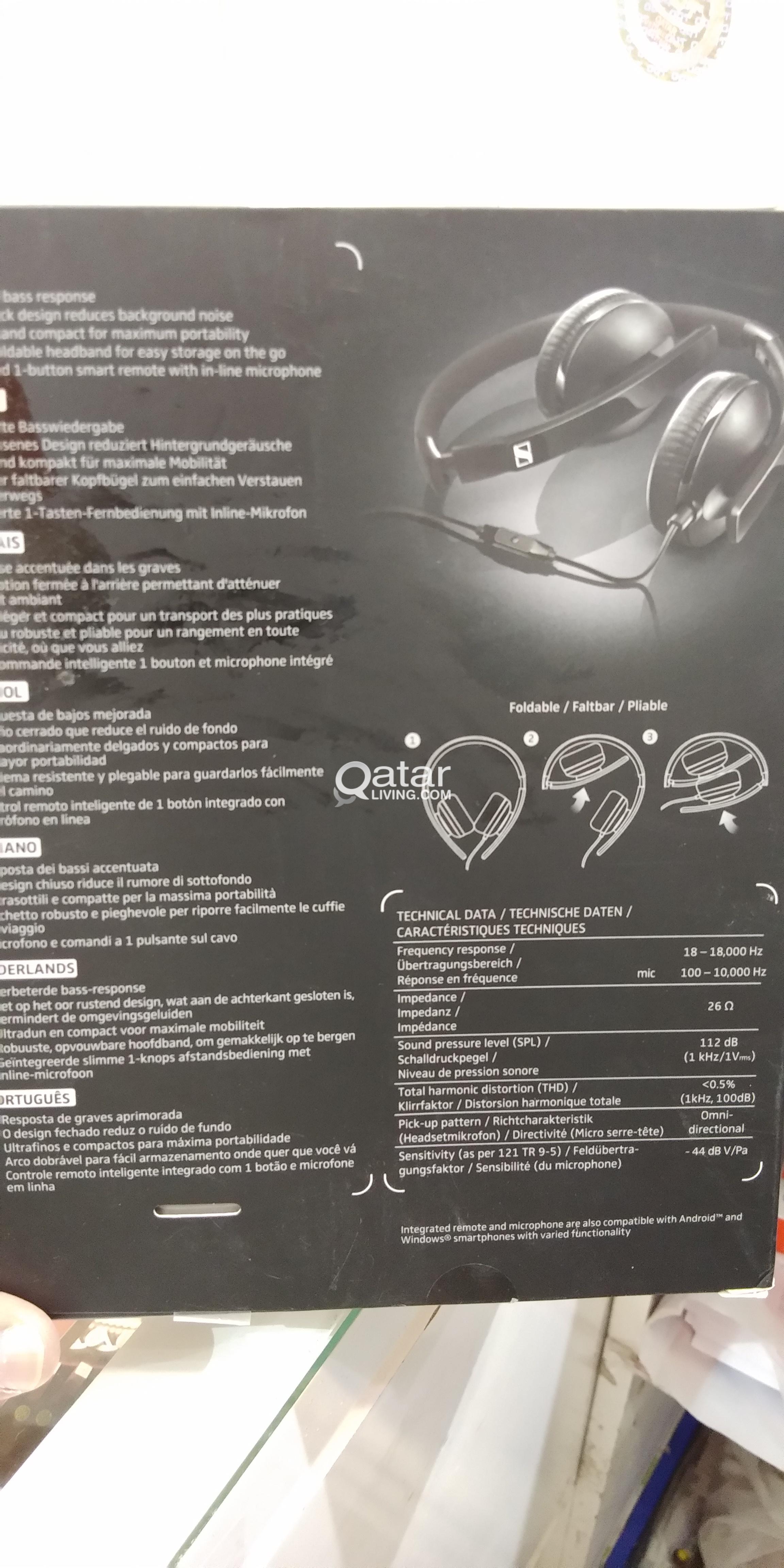 Sennheiser Hd 220s Qatar Living Headphone Title