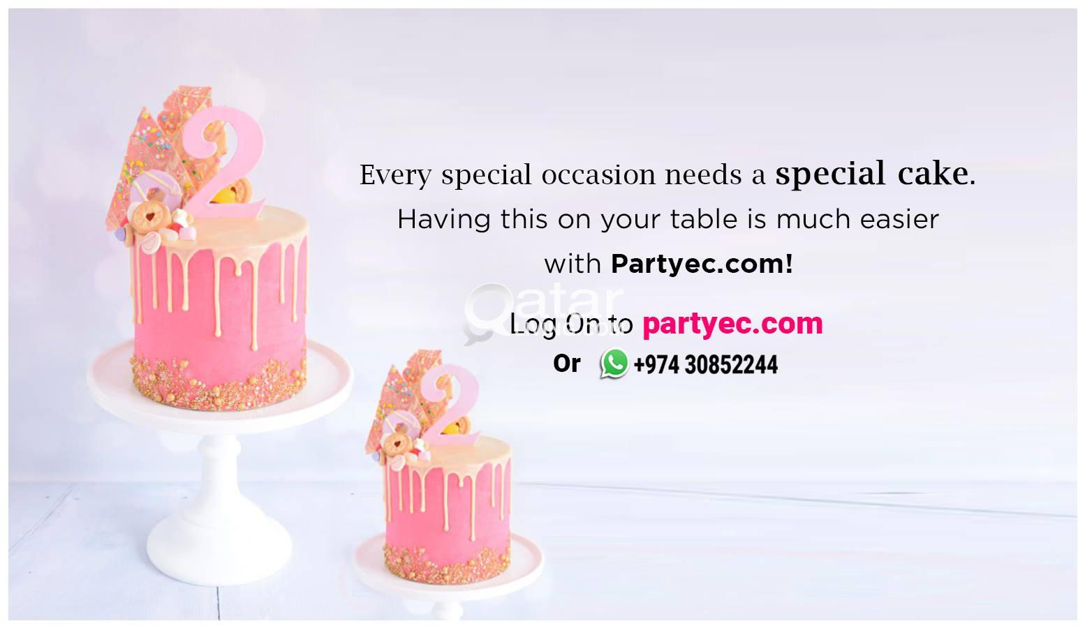 Order Special Cakes Online in Qatar Qatar Living