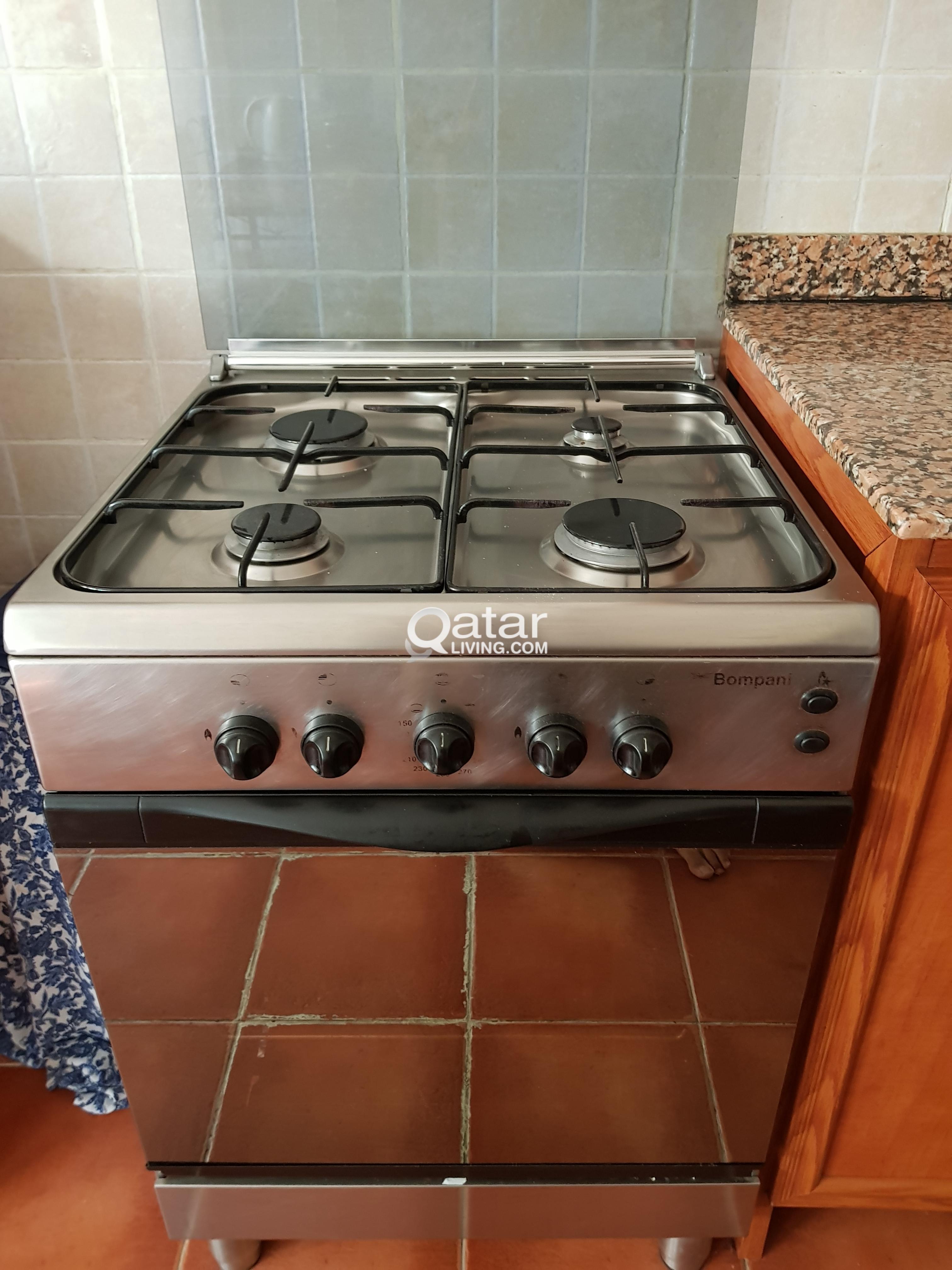 Kitchen Cooking Gas غاز طهي بحالة جيدة جدا