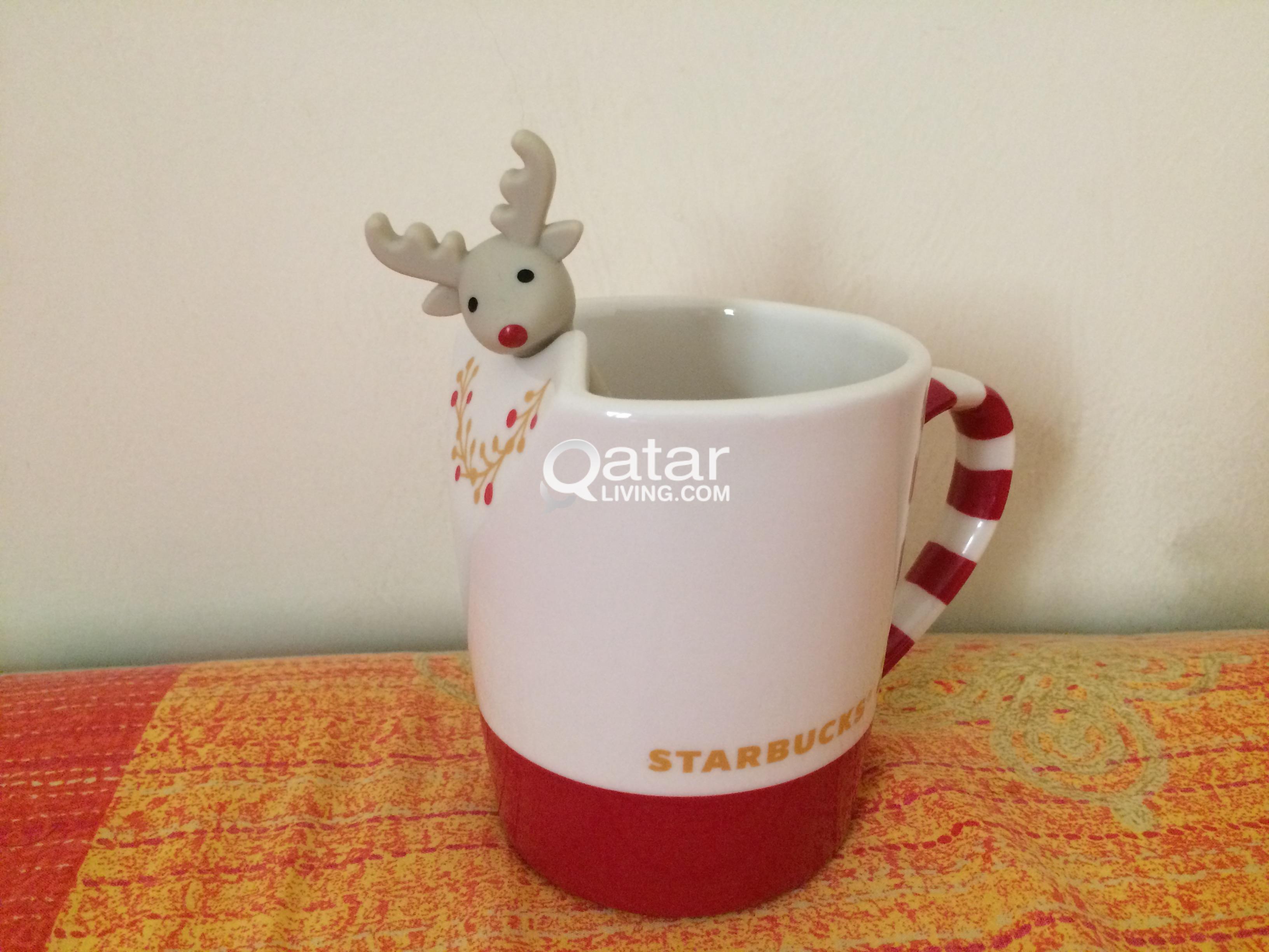 STARBUCKS CHRISTMAS MUG   Qatar Living