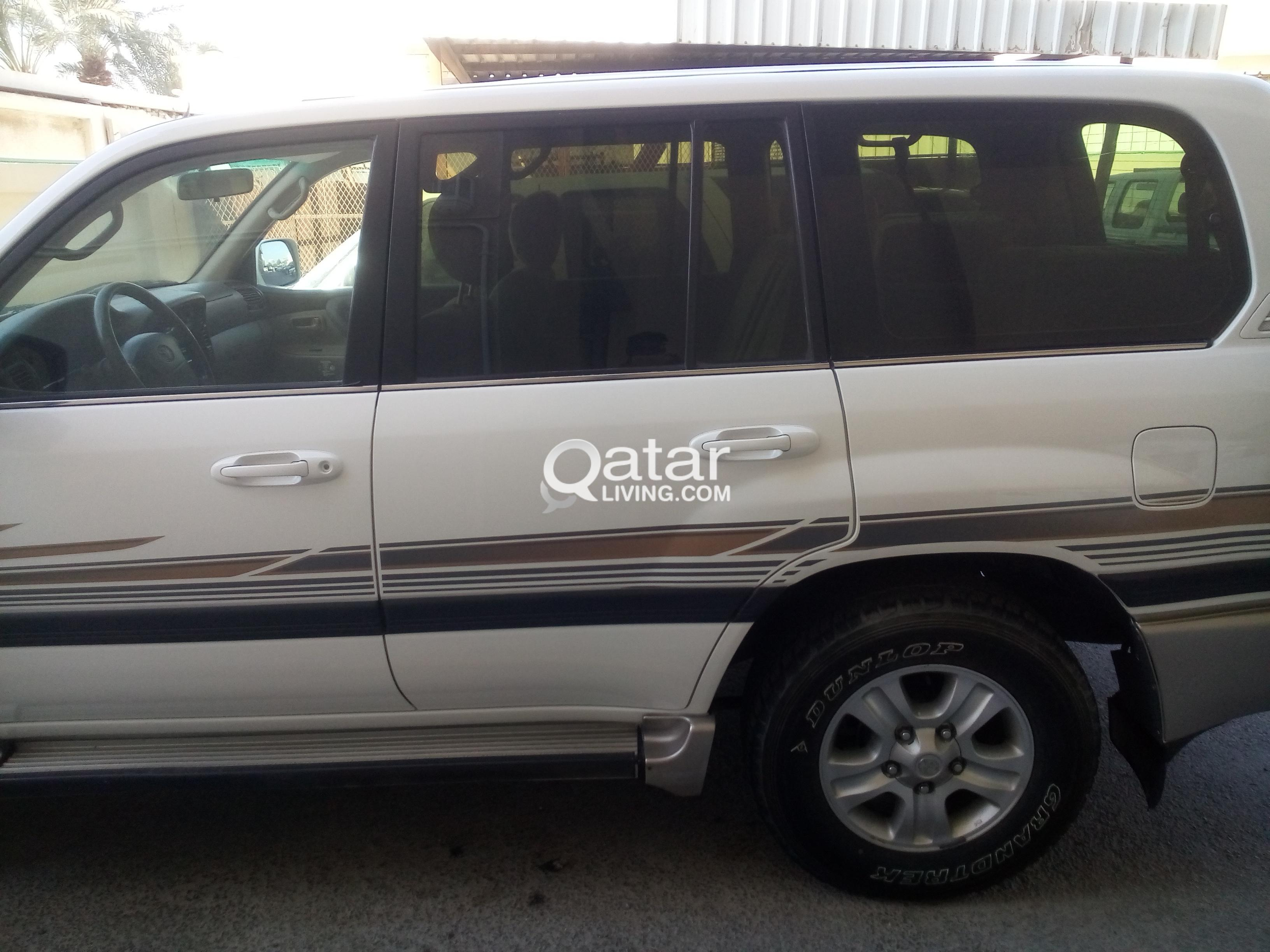 Toyota Land Cruiser 2001 For Sale Qatar Living Title
