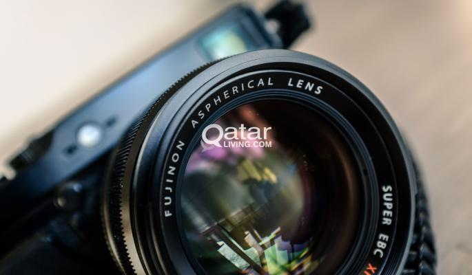 Fujifilm fujinon XF 56MM F1 2 (Best Prime Lens) | Qatar Living