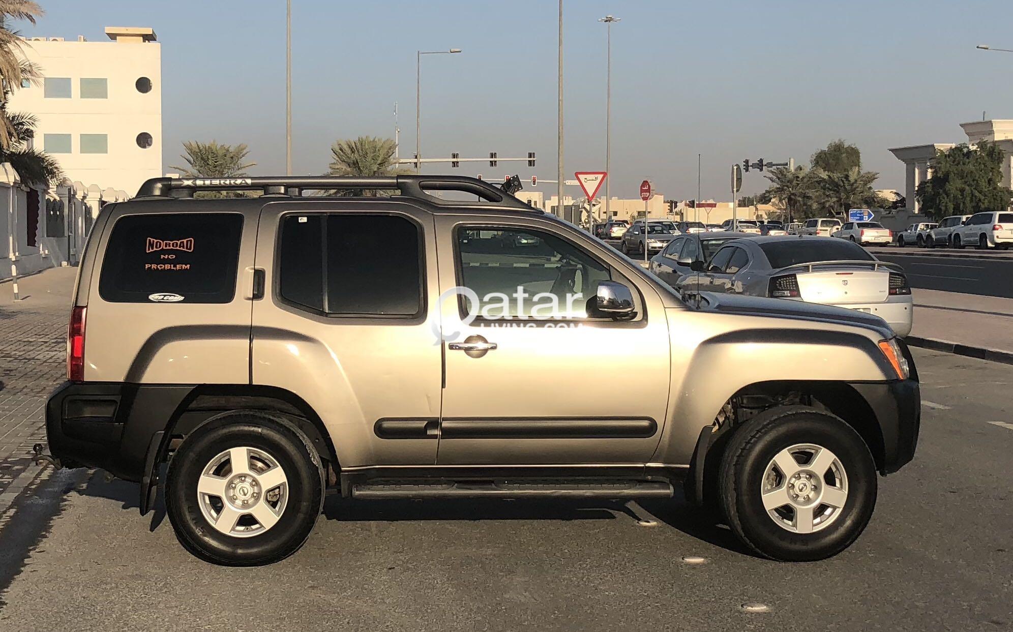 Nissan Xterra Modified Qatar Living Xtrail Offroad Title