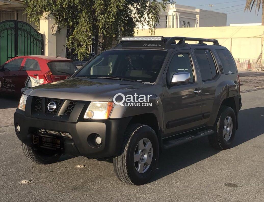 Nissan Xterra Modified Qatar Living