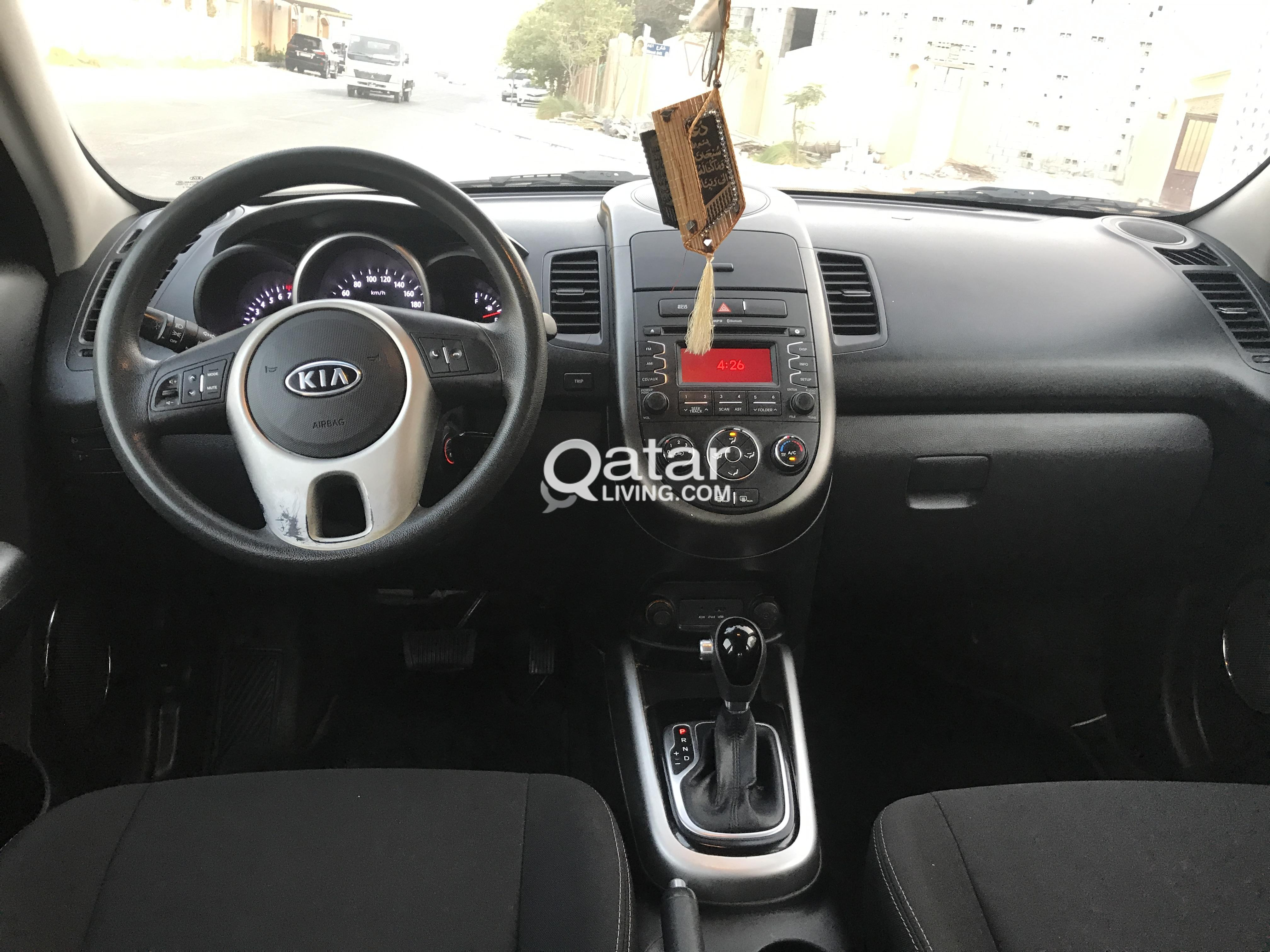 Kia Soul 2013 Dealer Maintained No Accidents