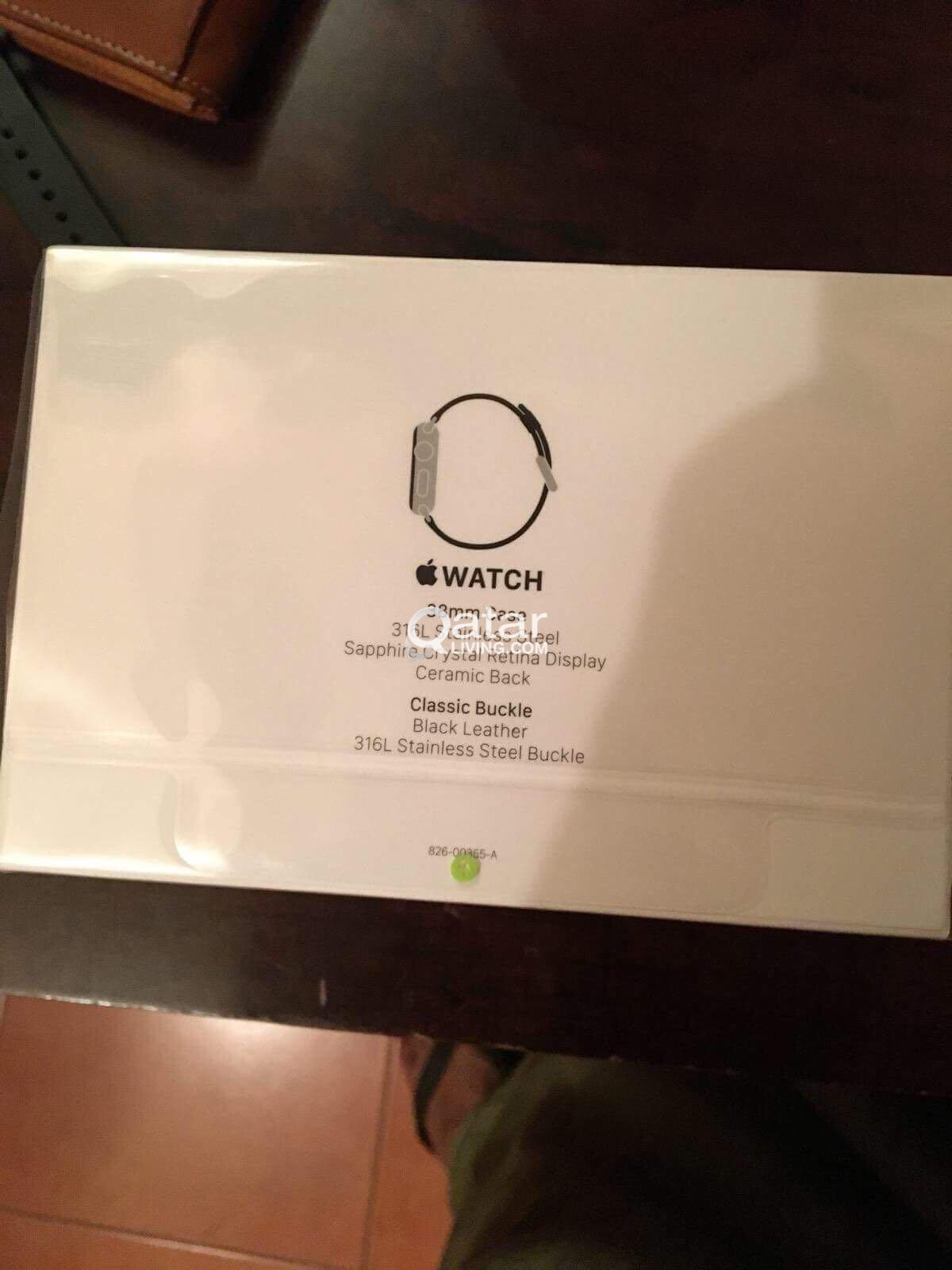 Apple Watch for sale or exchange