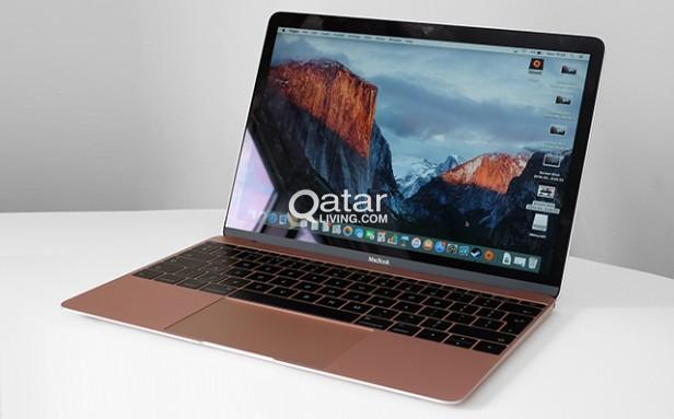 Macbook 12 Retina (Rose Gold color in a very good condition) | Qatar ...