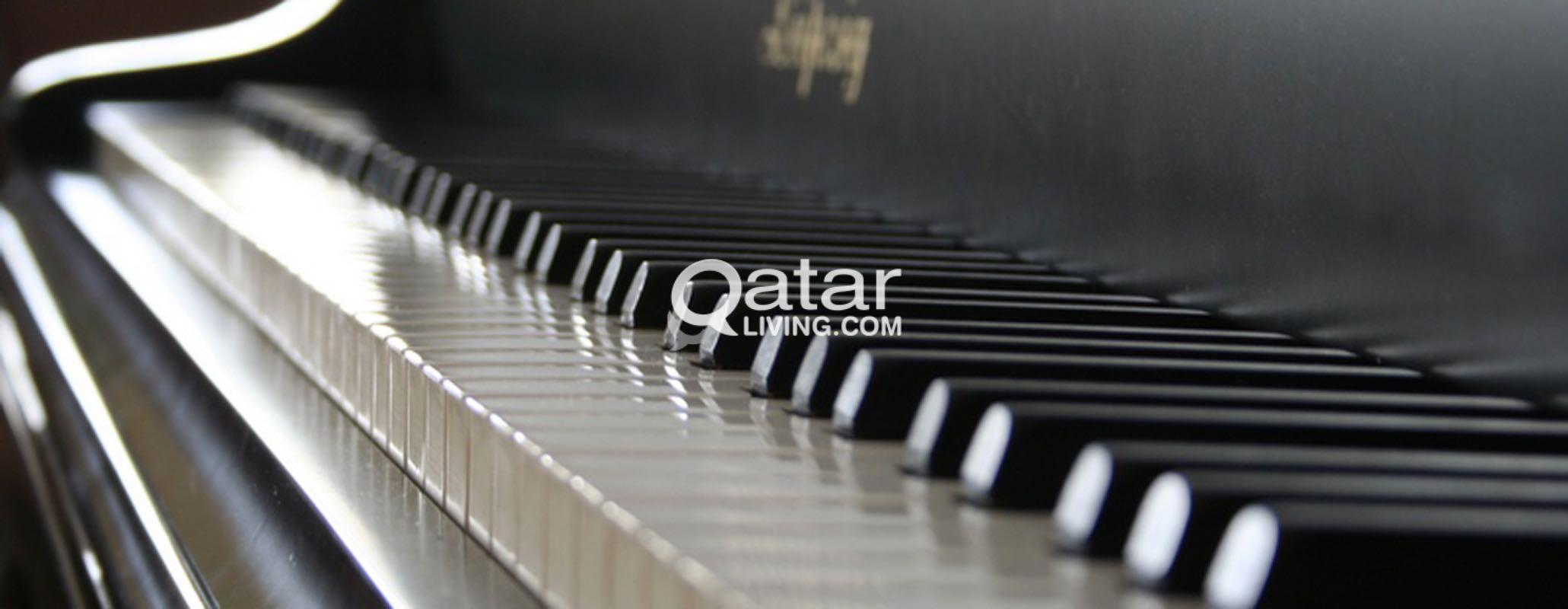 Pianist for Event | Qatar Living