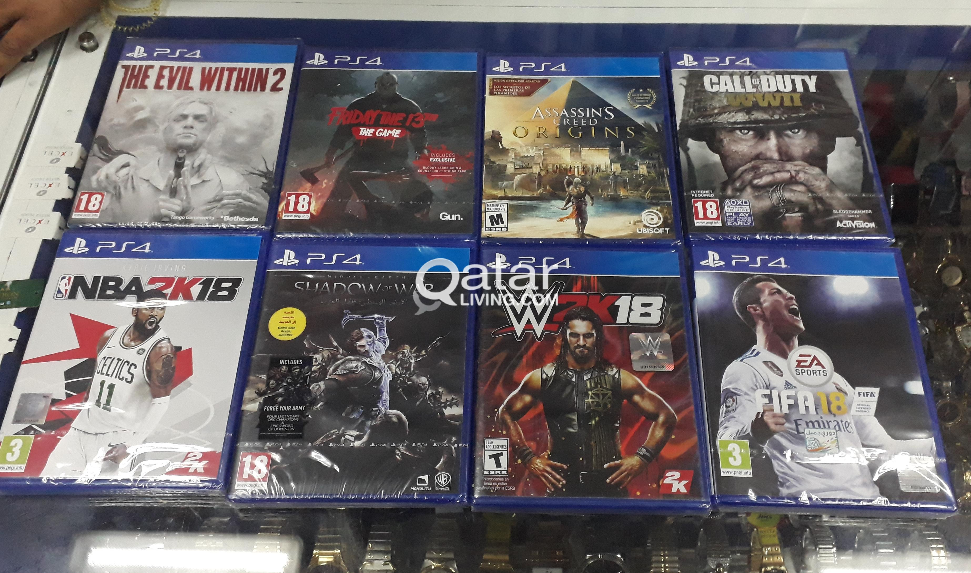 All New Games For Ps4 : All new ps games gamesworld