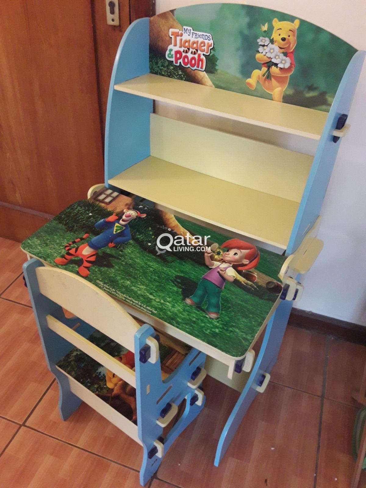 kids study table (home centre) | qatar living