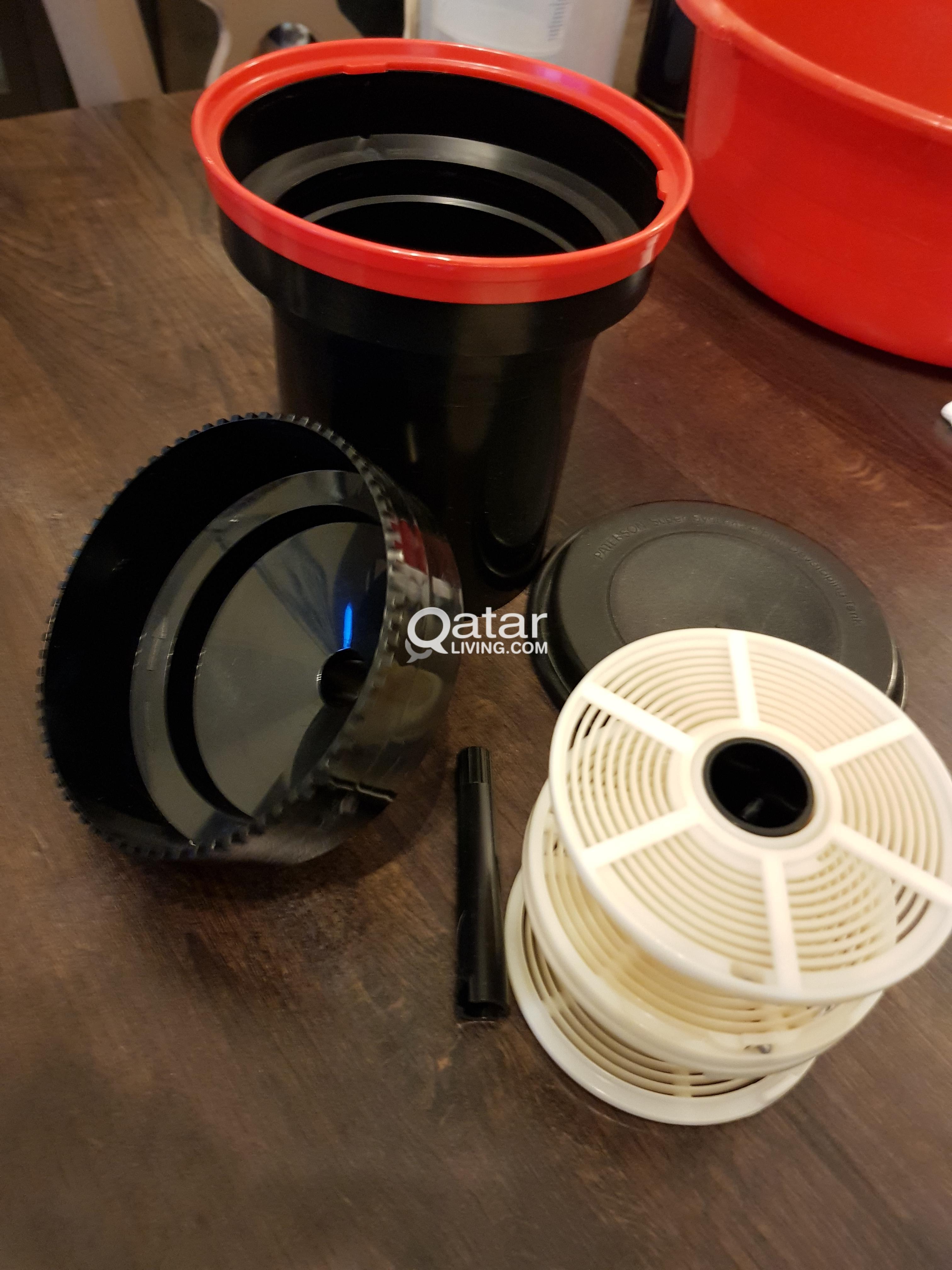 Full Film Darkroom Enlarger, lenses, chemicals, etc  | Qatar