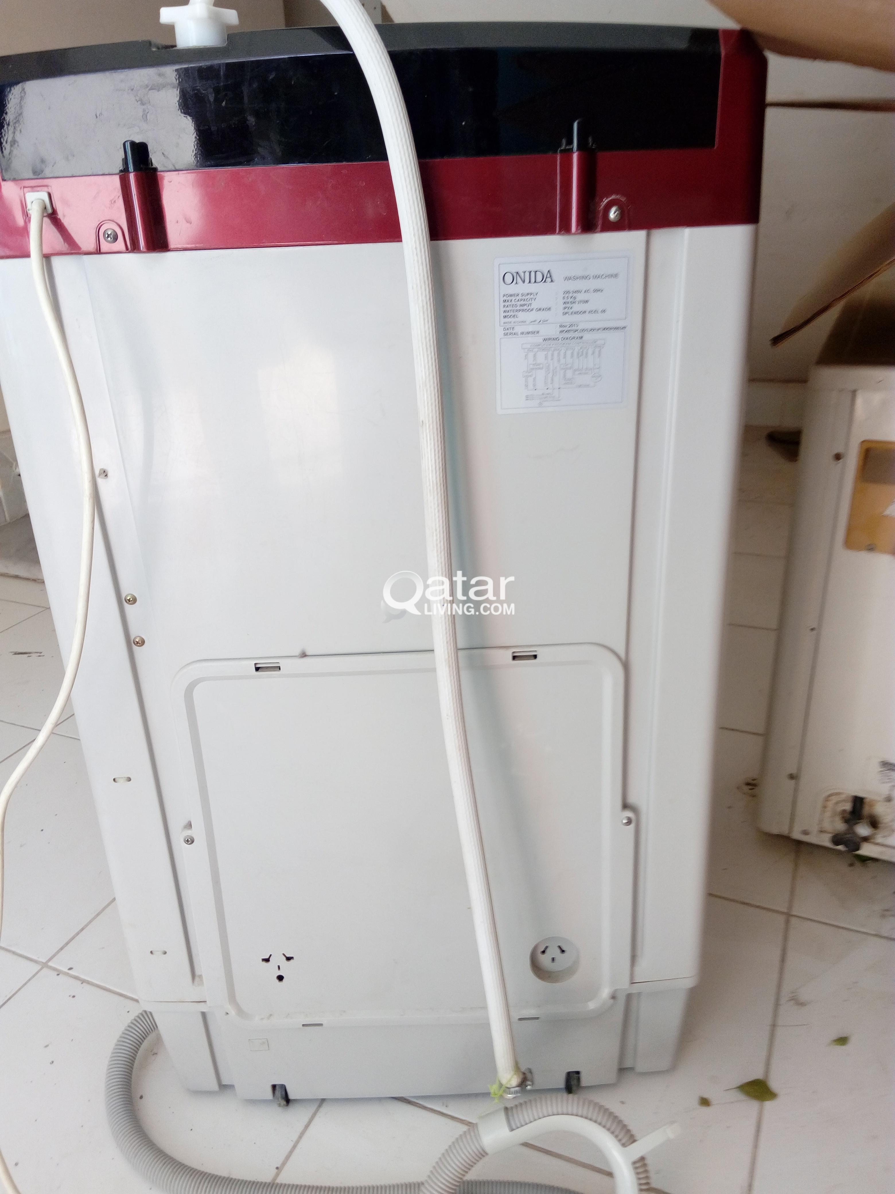 title; title; title; title; title. Information. Onida 6.5kg Splendor Xcel.  Top Load Washing Machine
