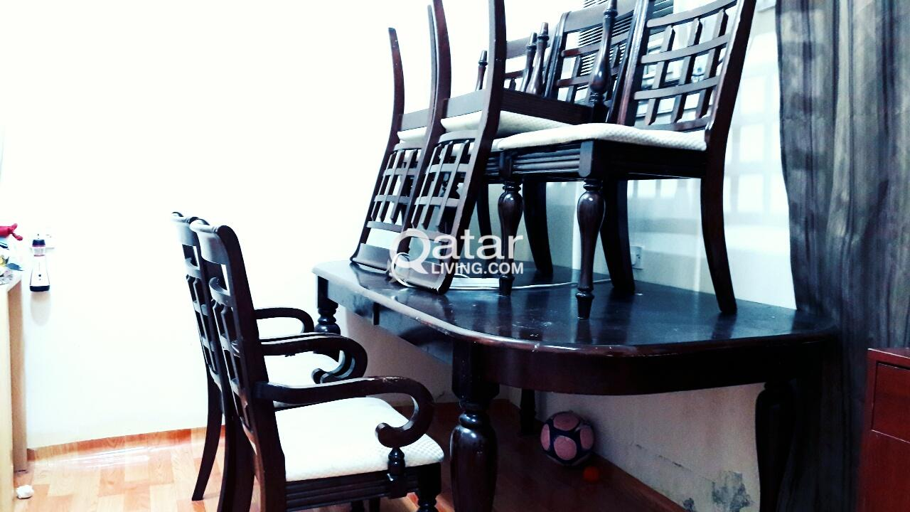 Title Information DINING TABLE FOR SALE
