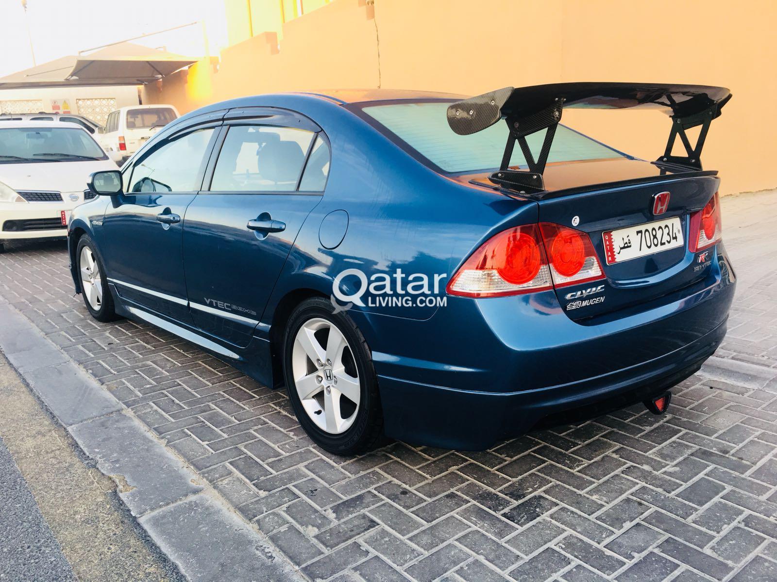 living for civic honda title vehicles sale carsedan qatar