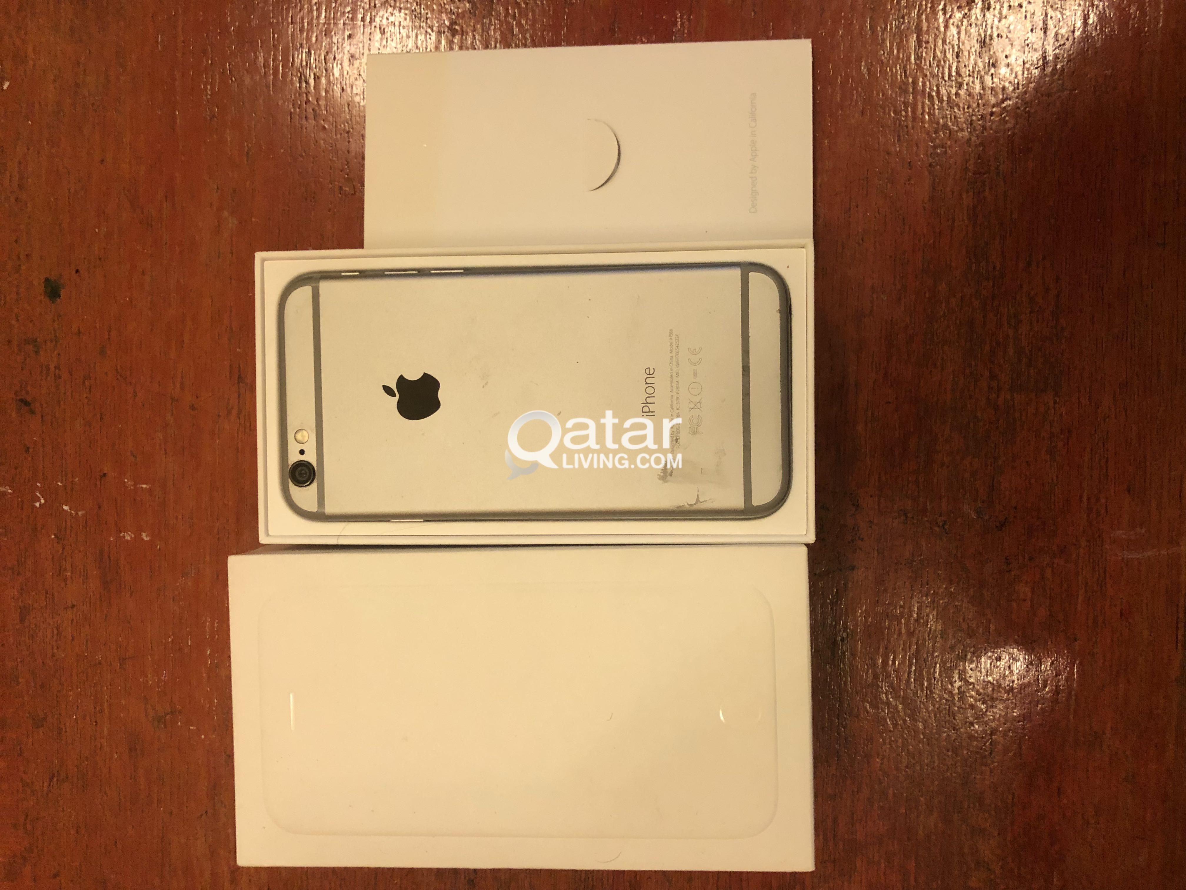 Iphone 6 64gb Space Gray Qatar Living Title