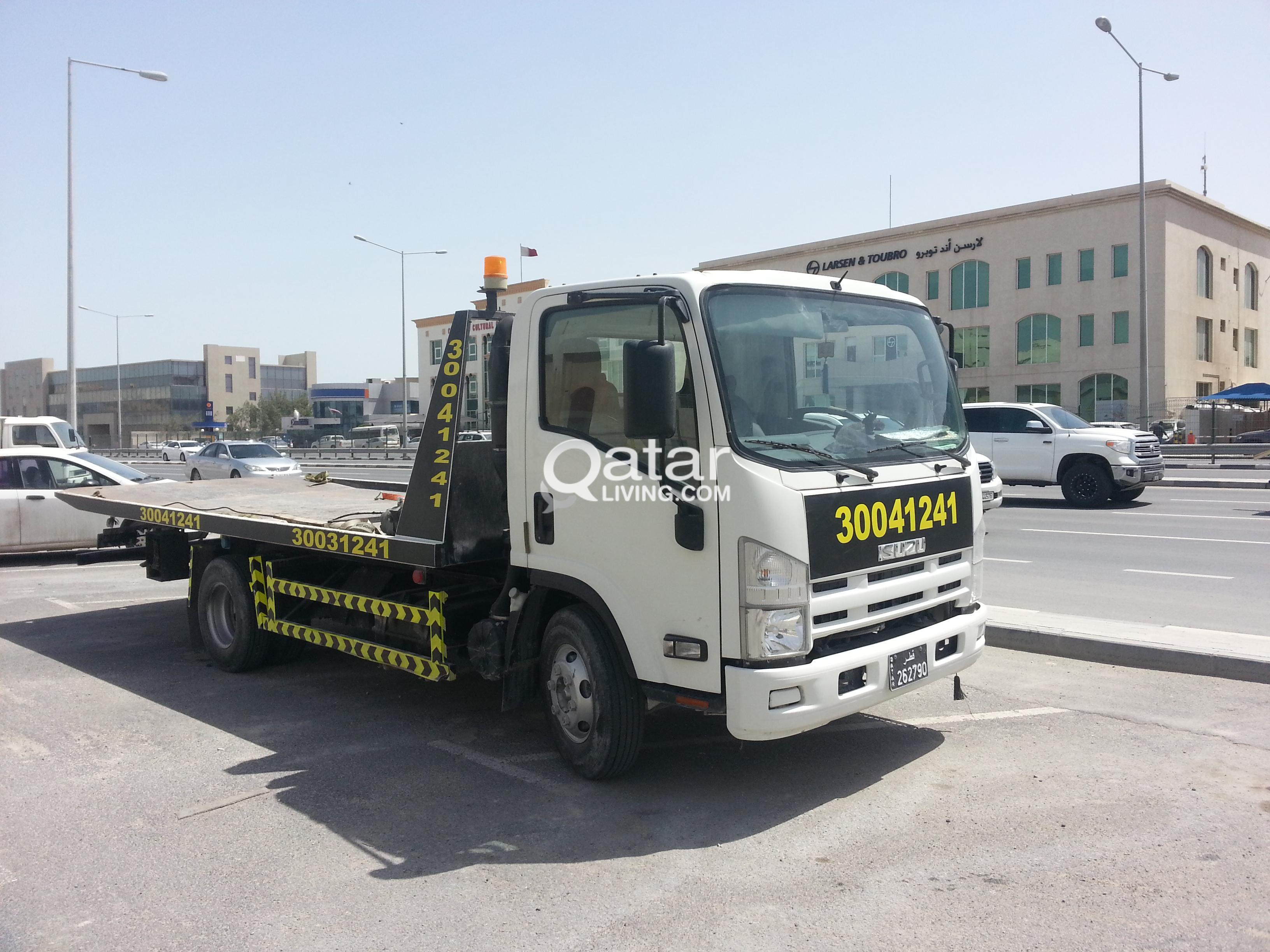 Breakdown Service Qatar Contact 30031241
