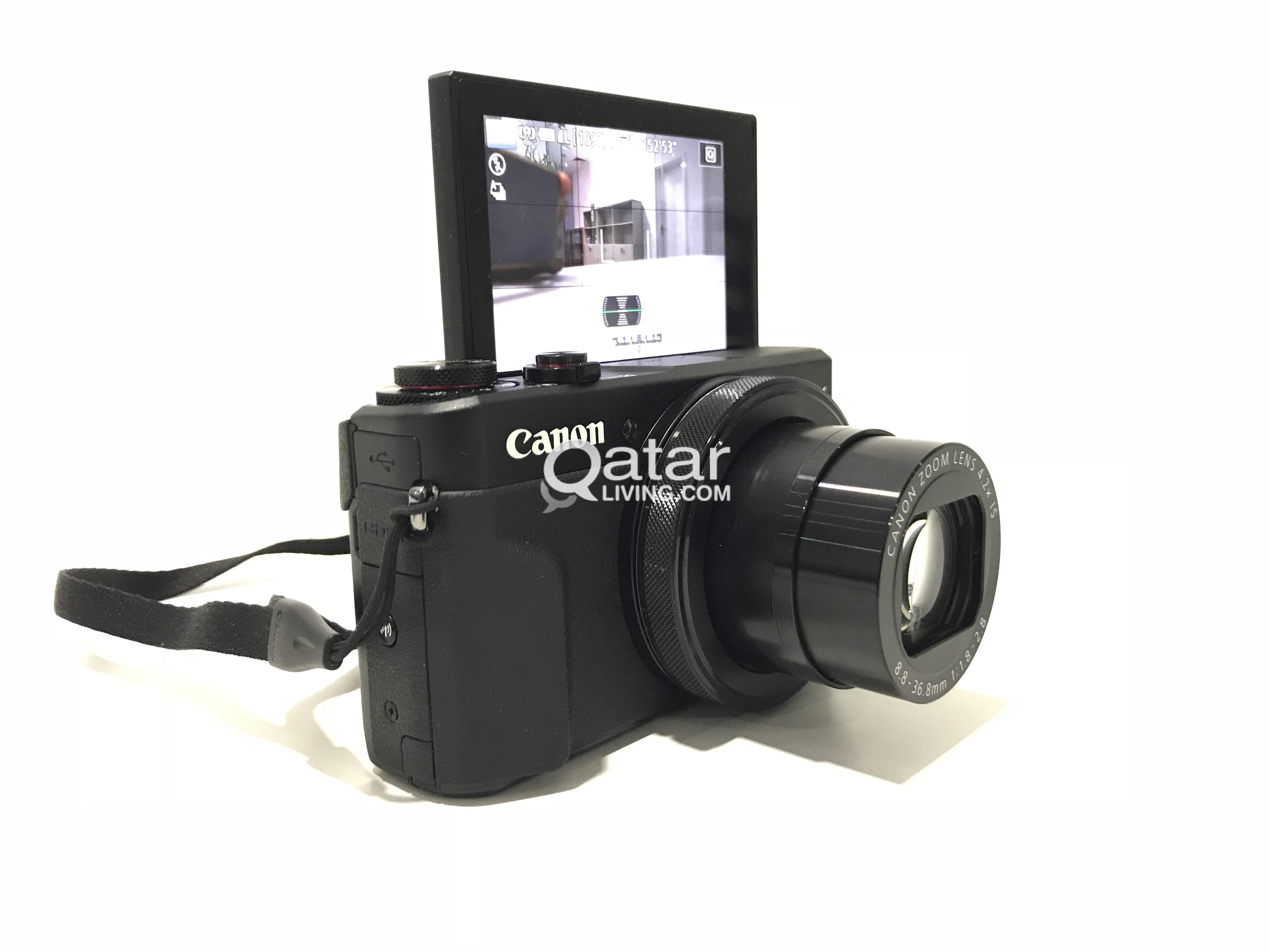 Canon G7x Price In Qatar Canon G7x Mark Ii Camera