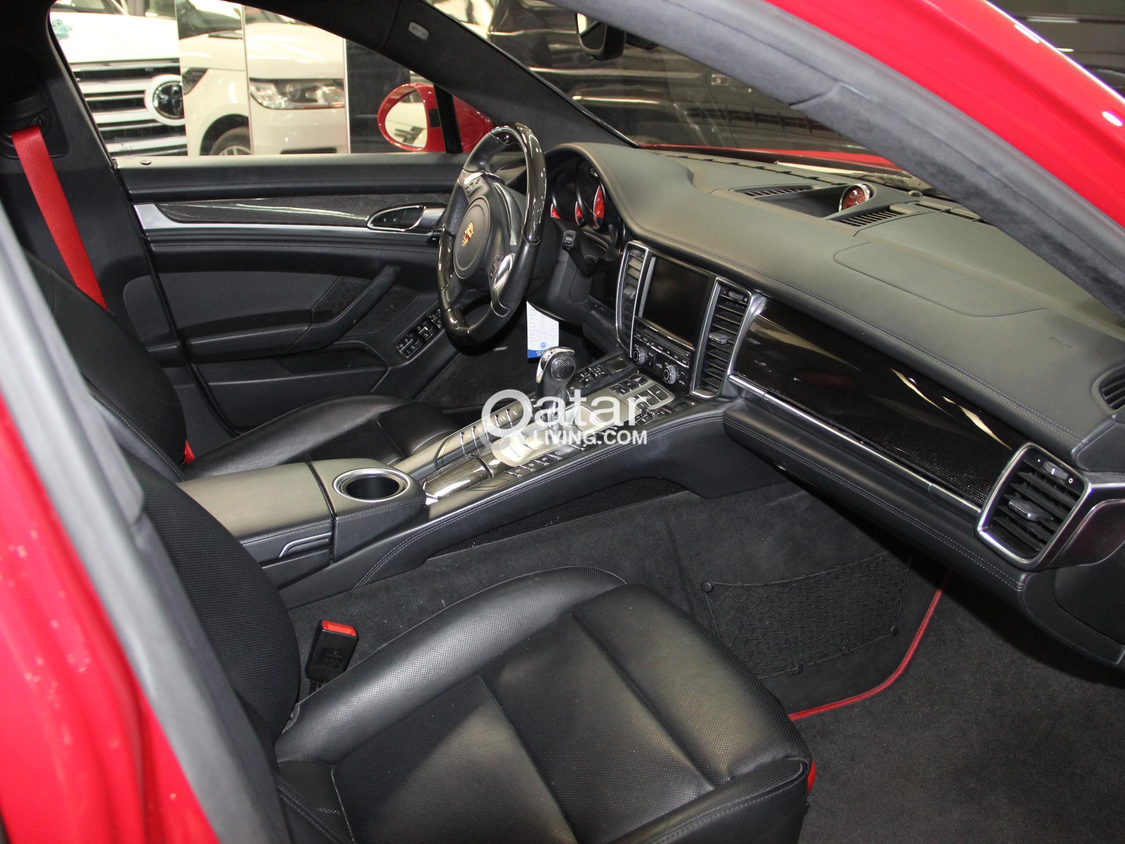 Porsche Panamera 4S 2013