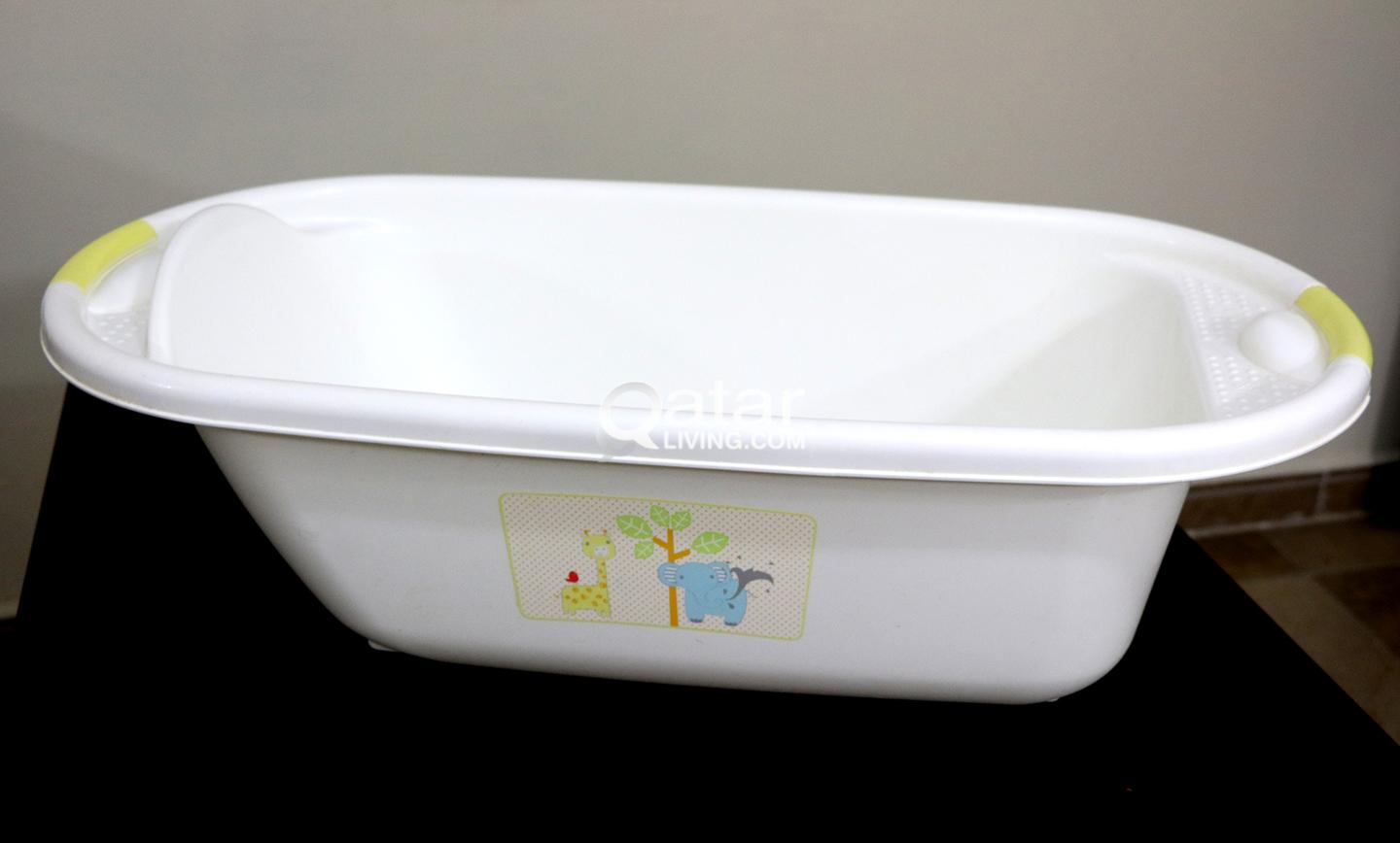 Mothercare Baby Bathtub for Sale | Qatar Living