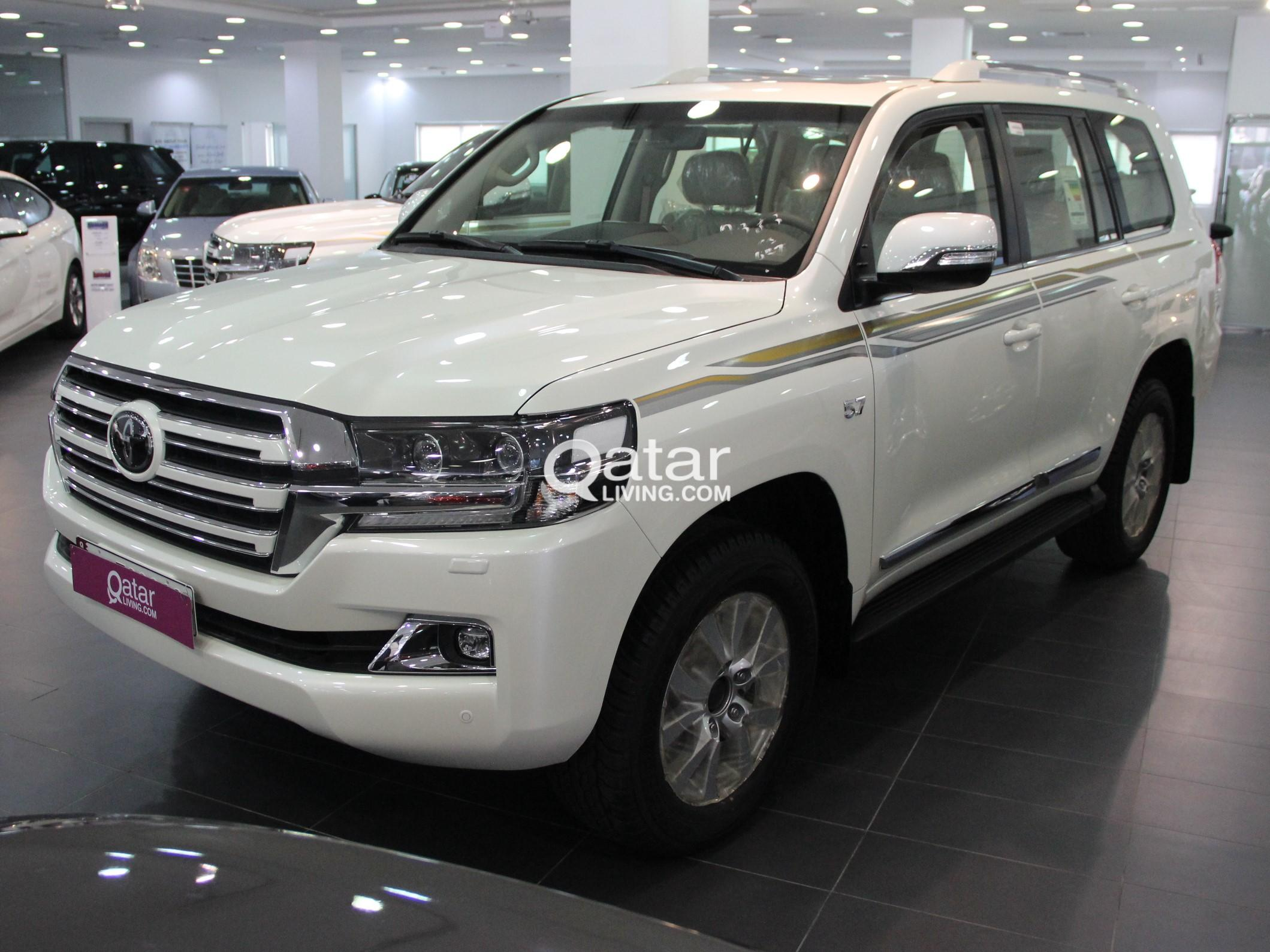 Toyota Land Cruiser 2018 VXR V8