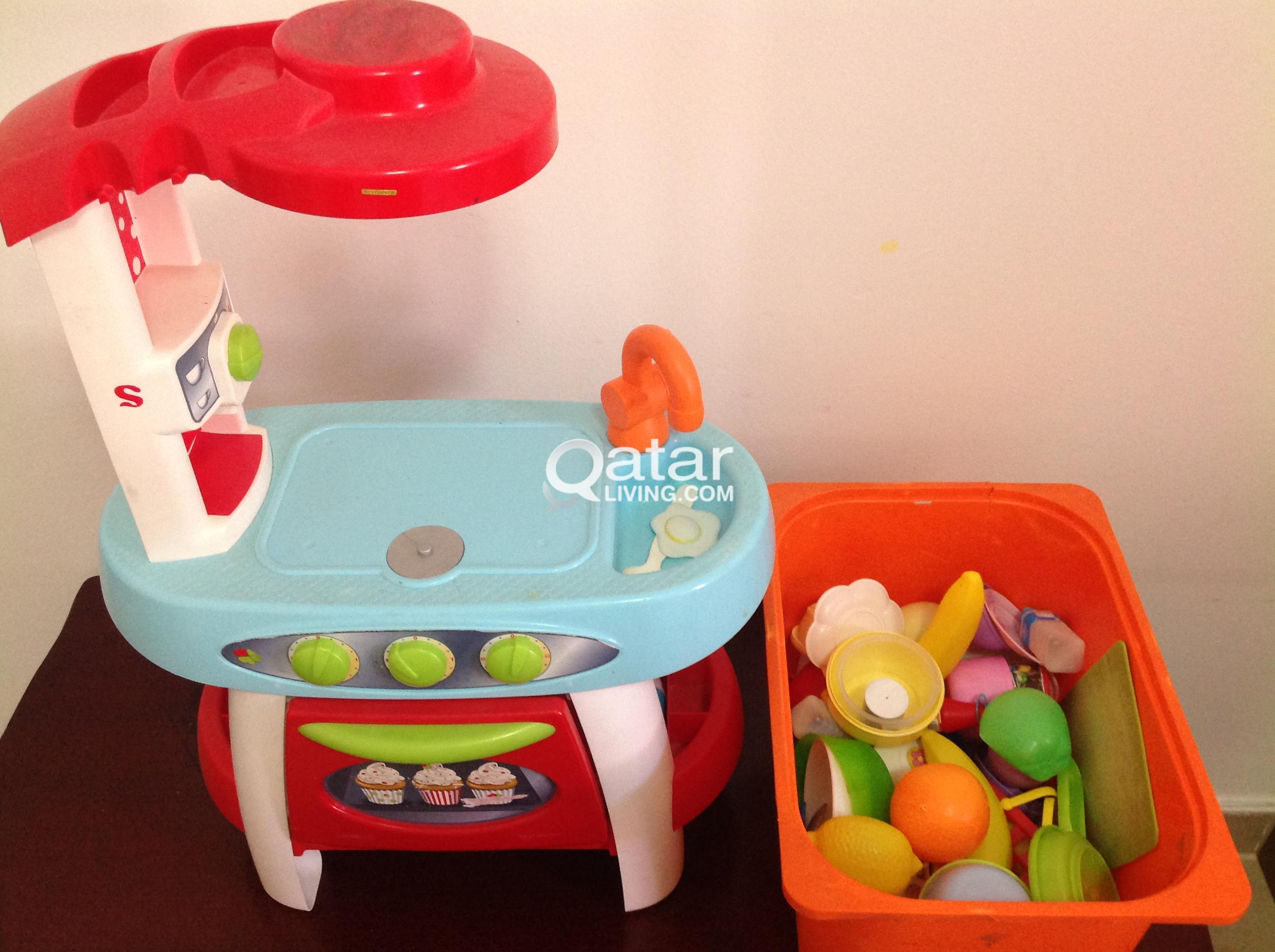 Kitchen Set From Elc Qatar Living