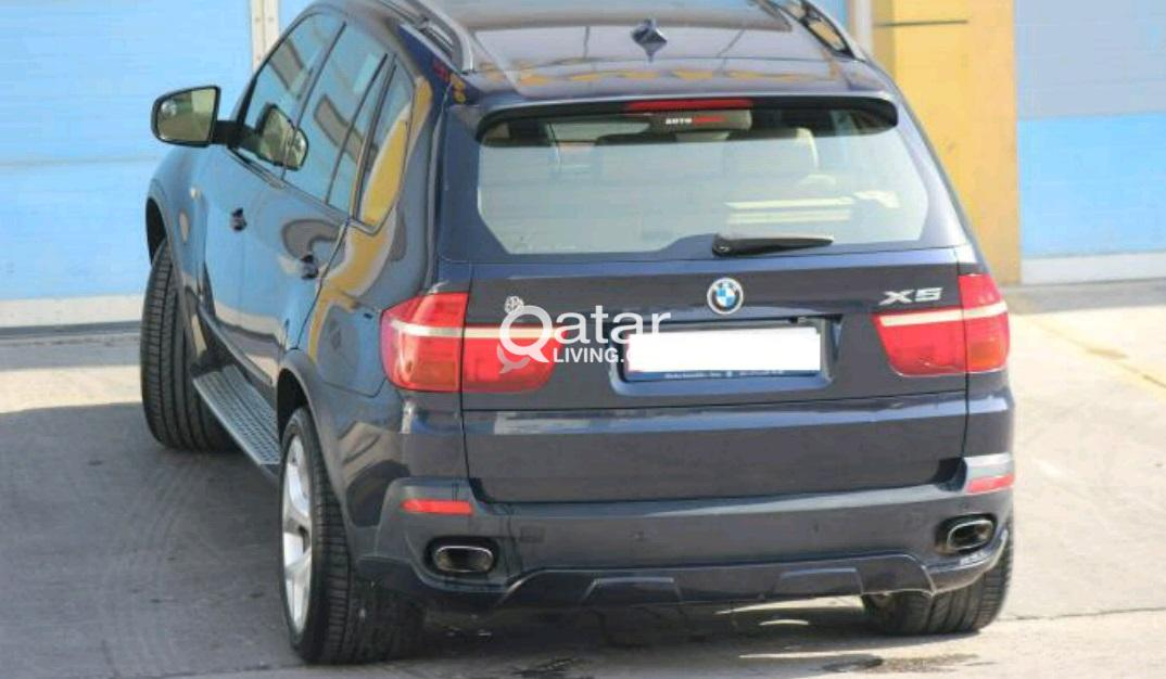 BMW X5 4.8L 2007 Make, scratchless  Very good condition.