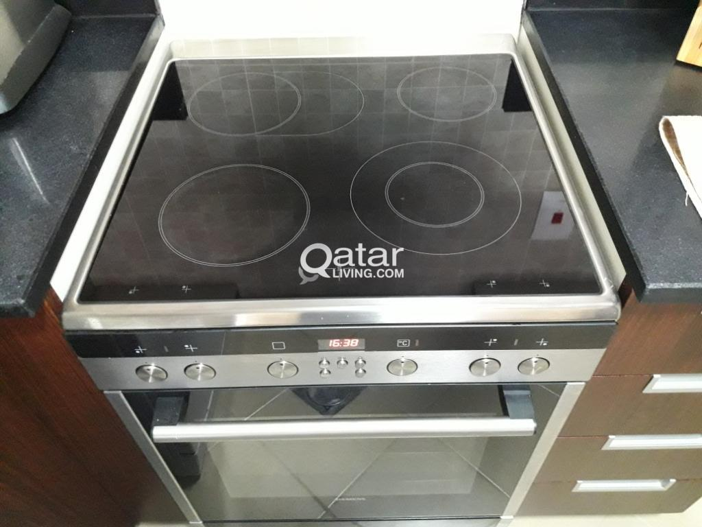 Siemens Electric Cooker - Top Specification | Qatar Living