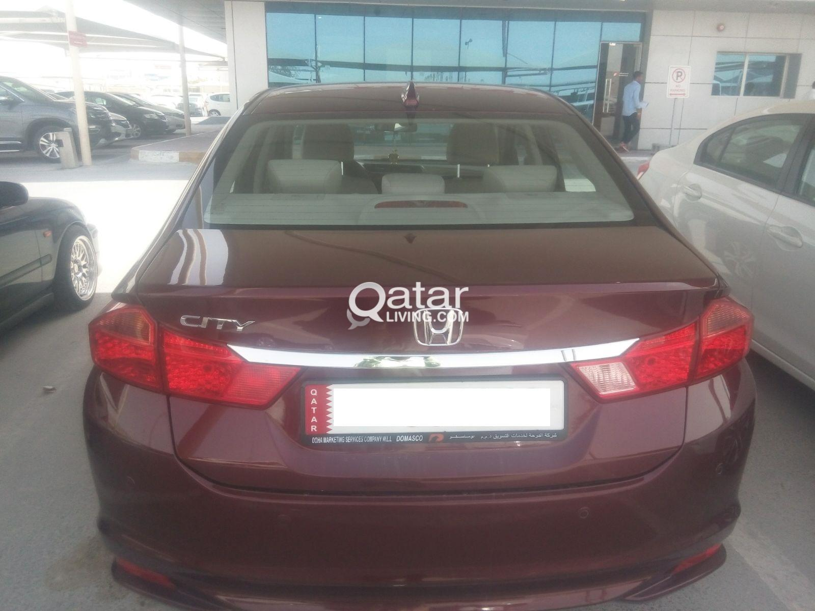 Title Information A Fully Automatic 2017 Model Honda City Car