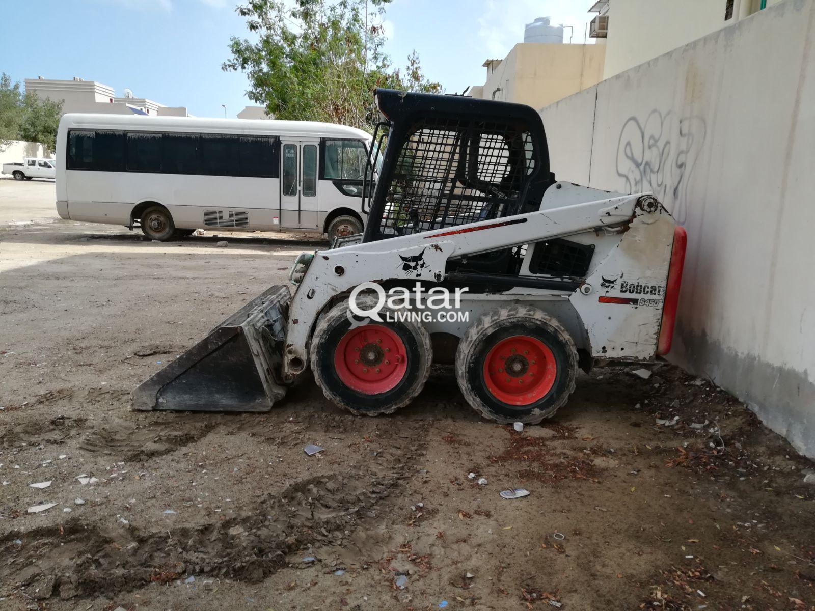 Bobcat s450 | Qatar Living