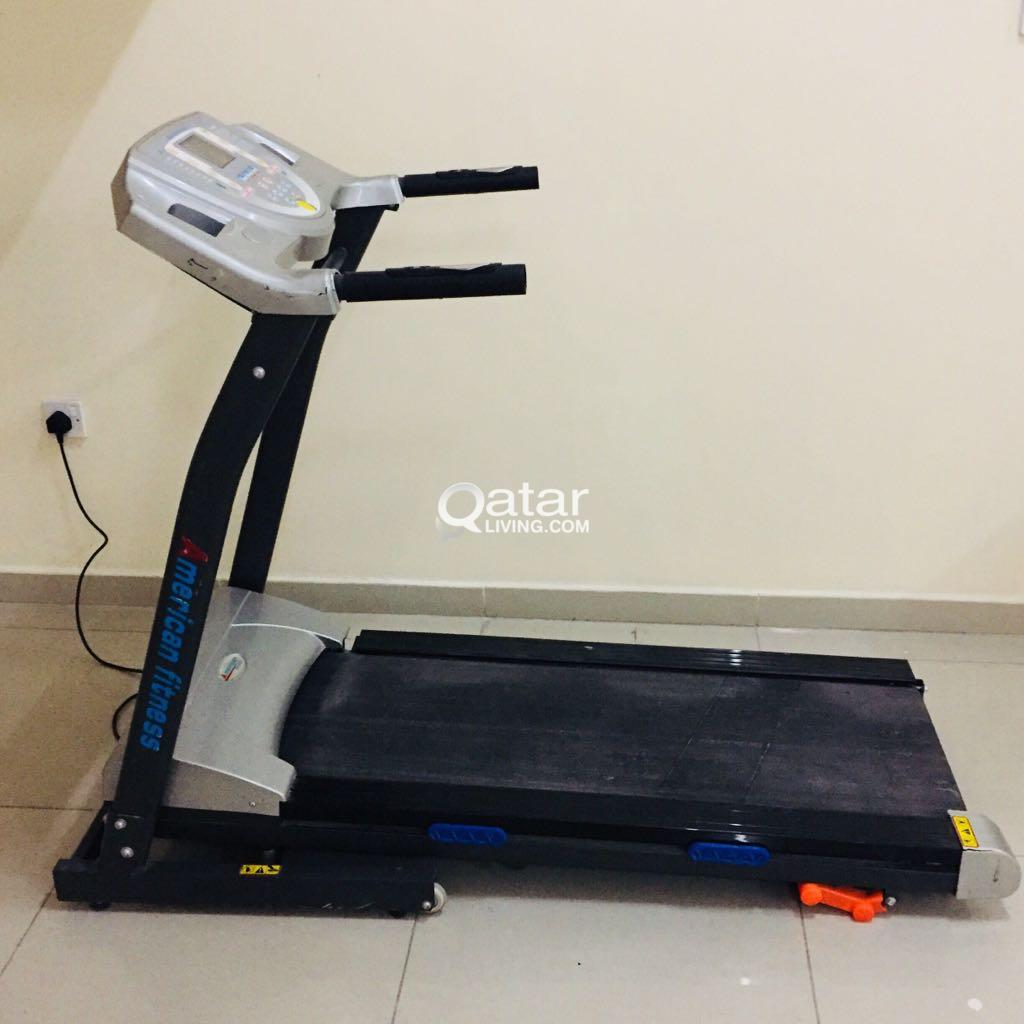 treadmill | Qatar Living