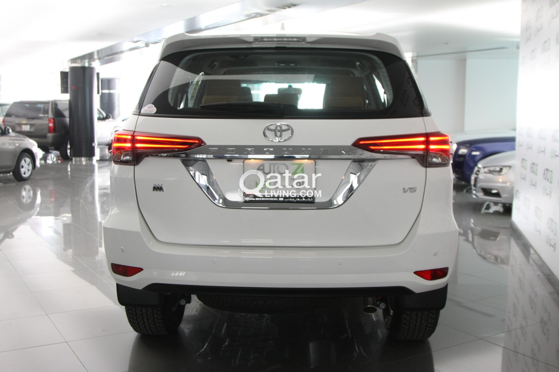 Toyota Fortuner 2018 Qatar Living