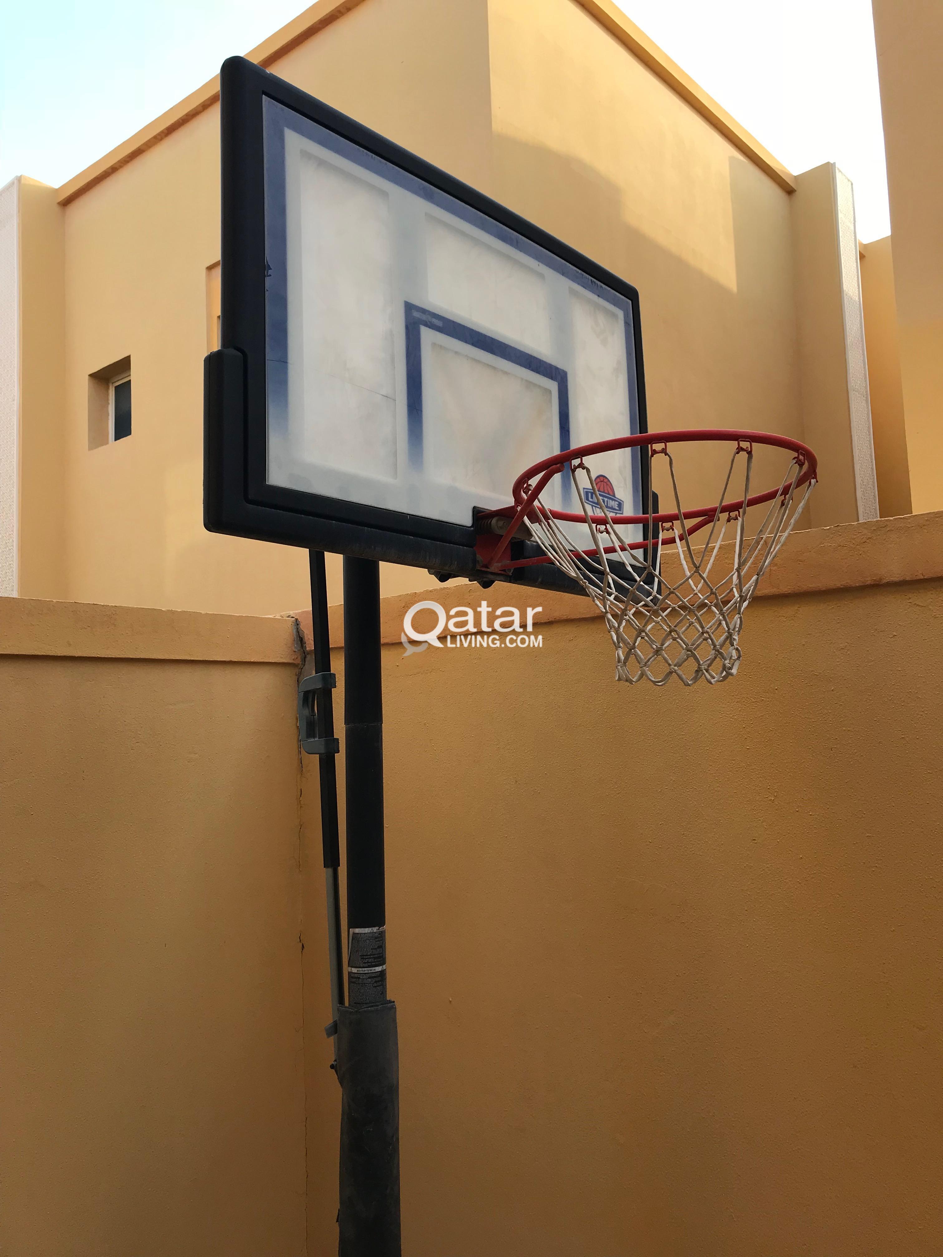 Basketball Hoop Qatar Living