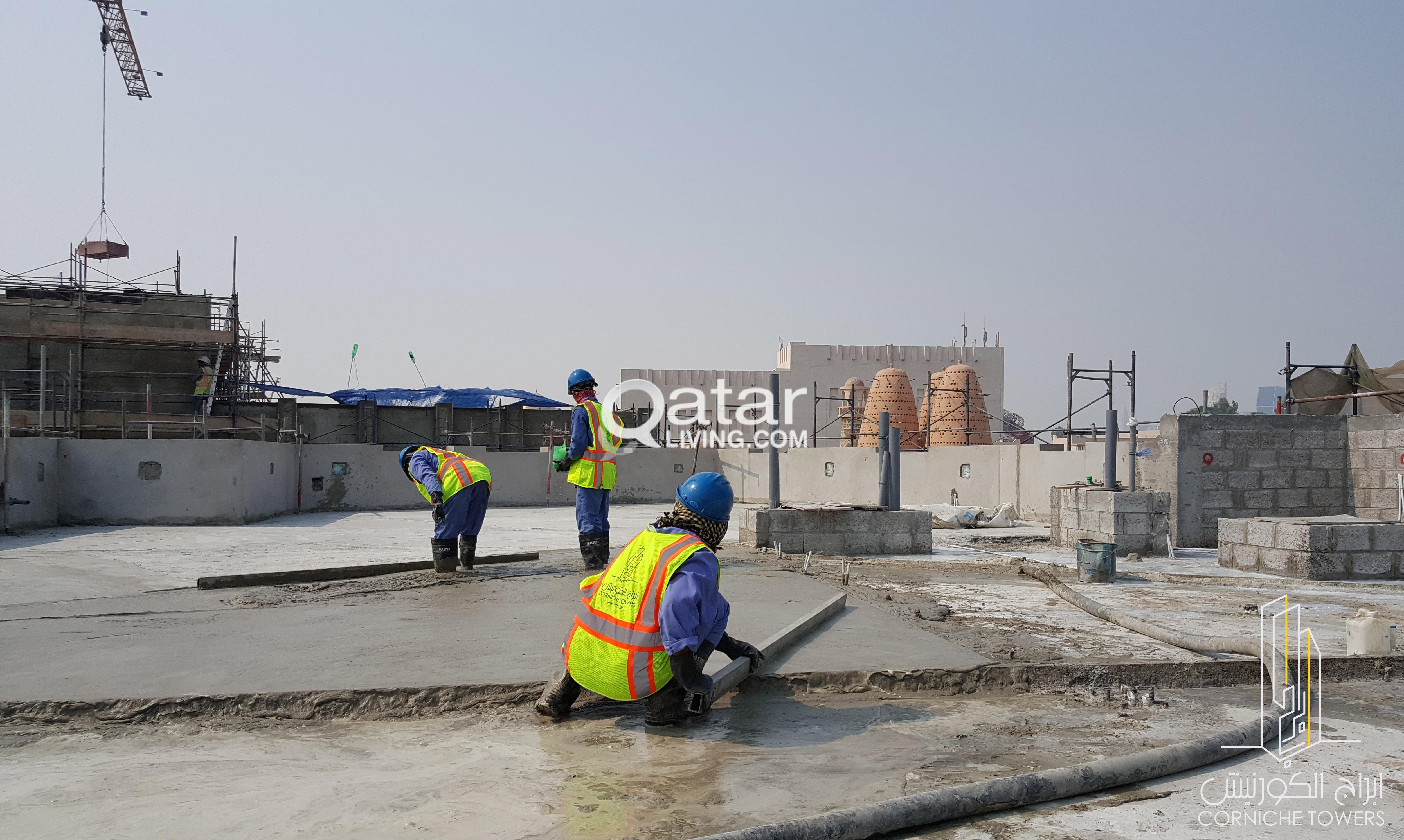 Foam concrete , Light weight concrete, | Qatar Living