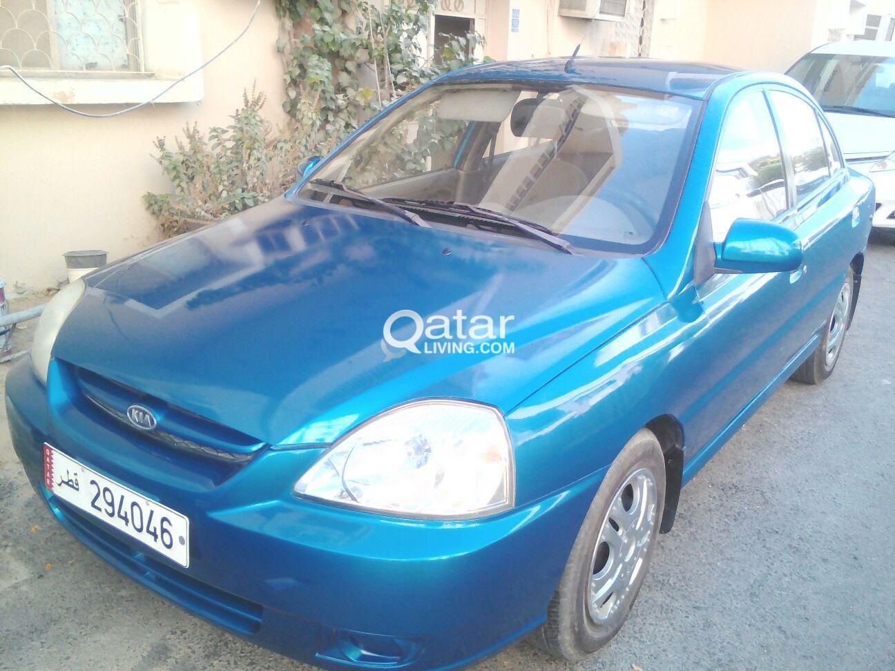 CAR FOR SALE KIA RIO | Qatar Living