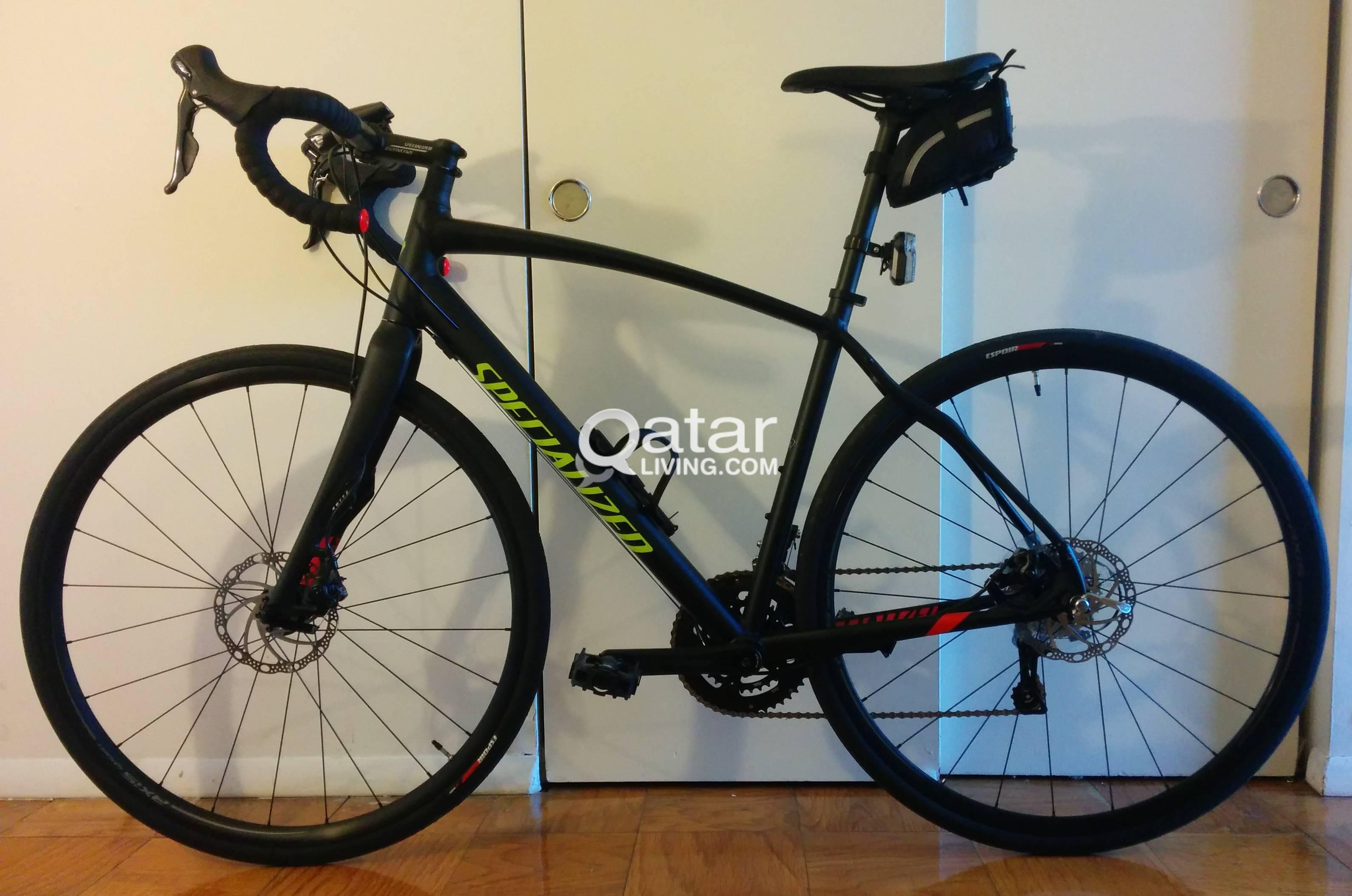 62c05591910 Specialized Diverge A1 2017 | Qatar Living
