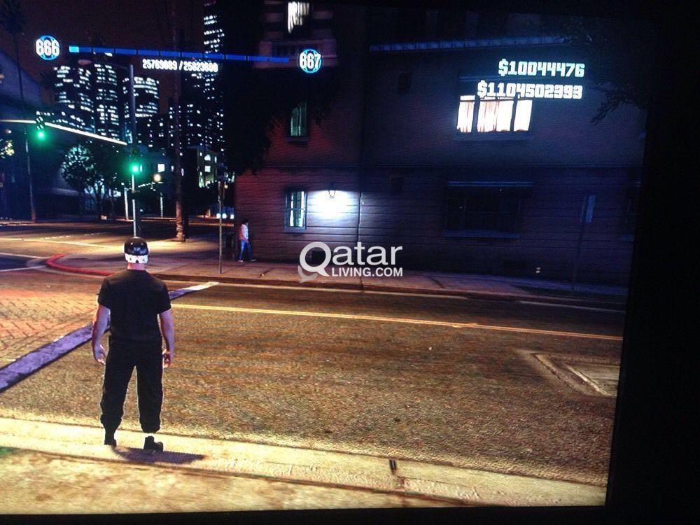 gta v modded accounts | Qatar Living