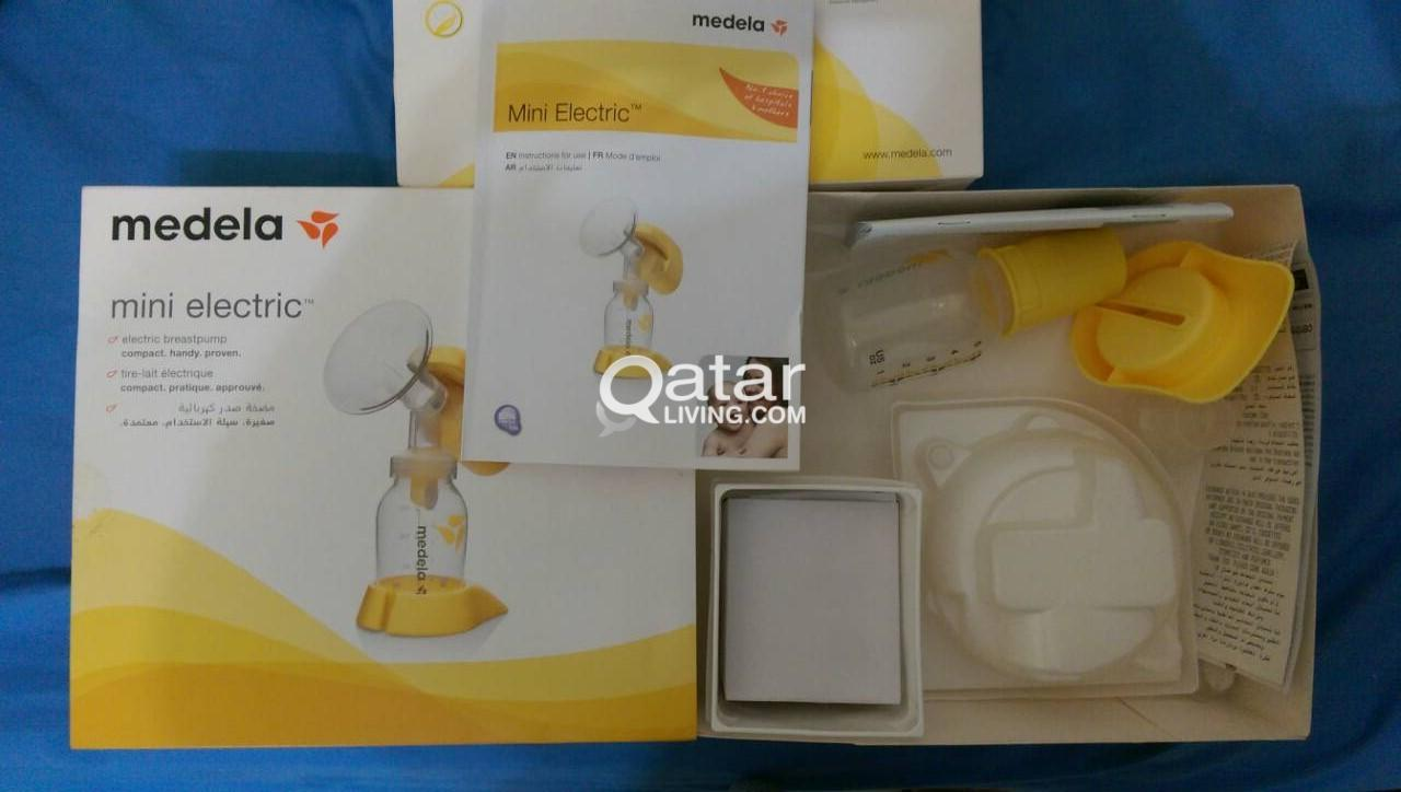 Medela Mini Electric Portable Breast Pump Qatar Living