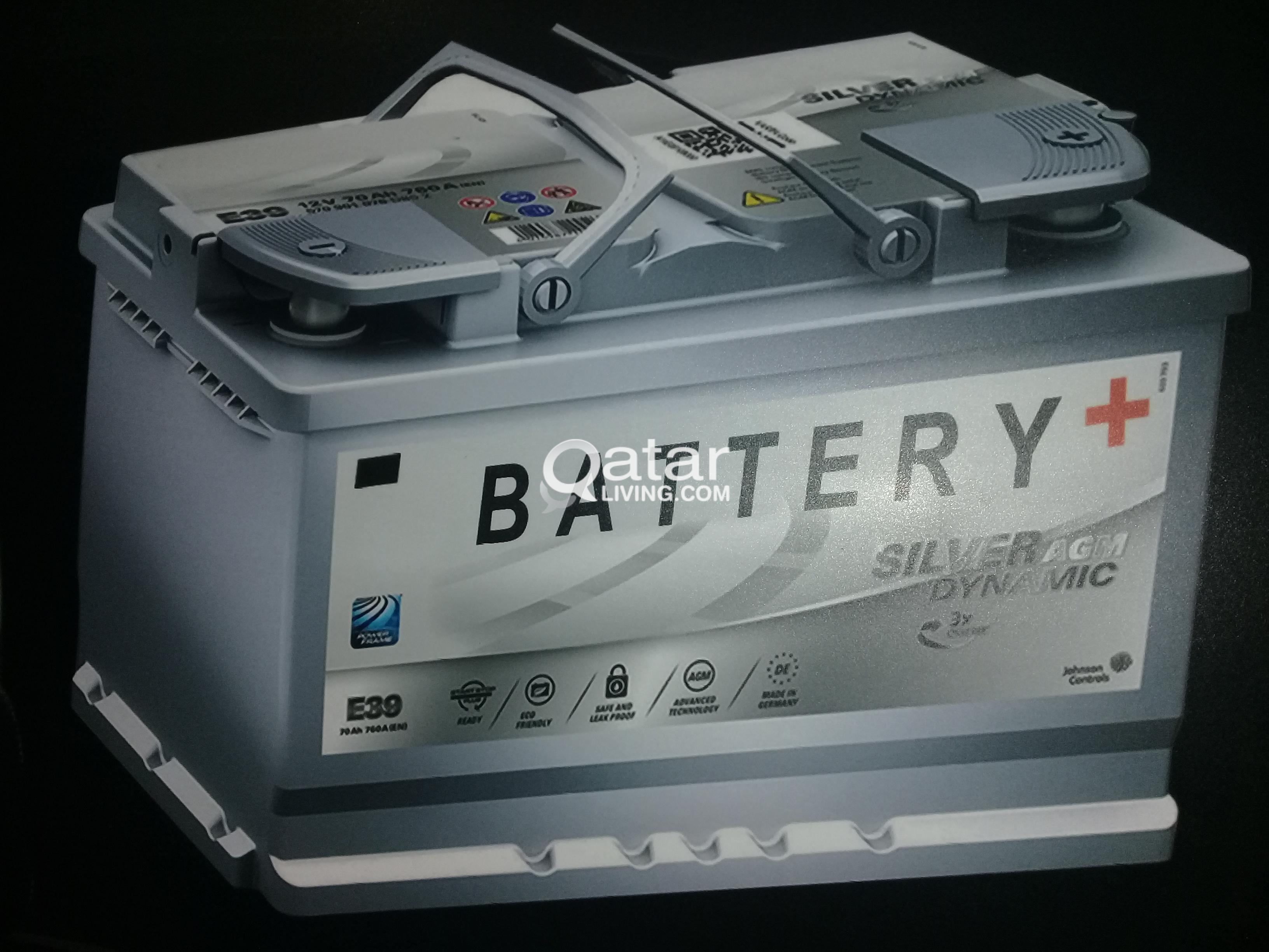Car Battery Delivery and Installation call 5000124