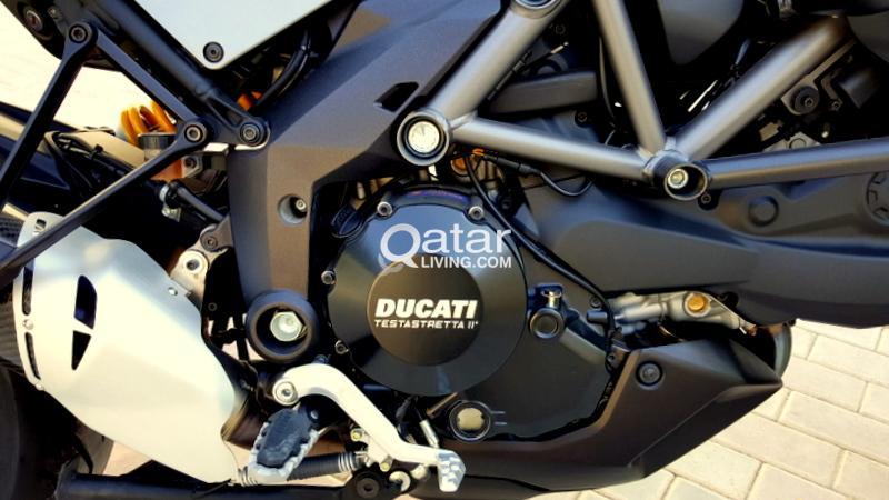 2013 Ducati Multistrada 1200s Granturismo (Many Mo