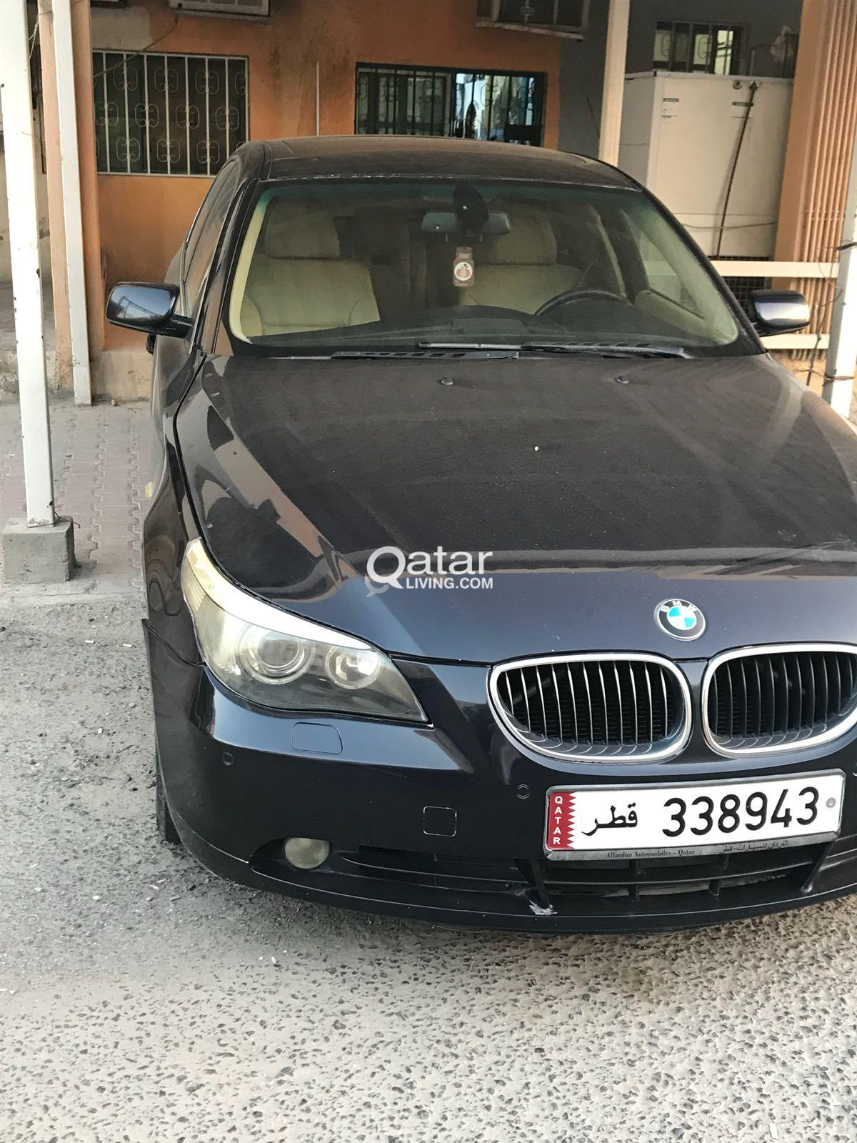 Bmw 525i For Sale Qatar Living